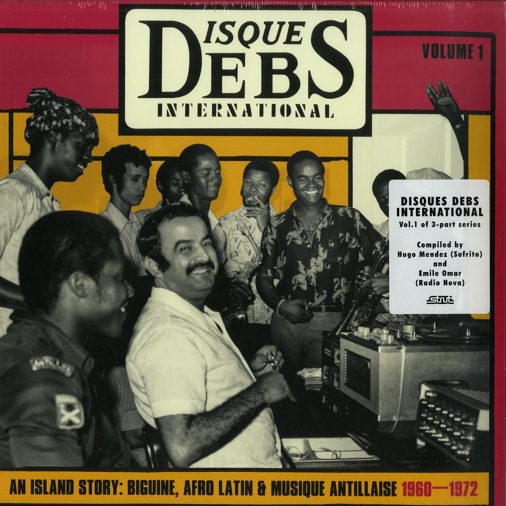 Various Artists - DISQUES DEBS INTERNATIONAL