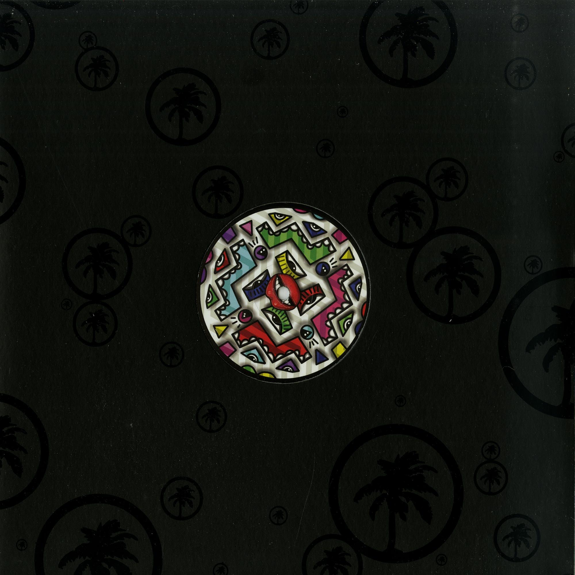 DJ Sneak & Jesse Perez feat. KE - Back & Forth