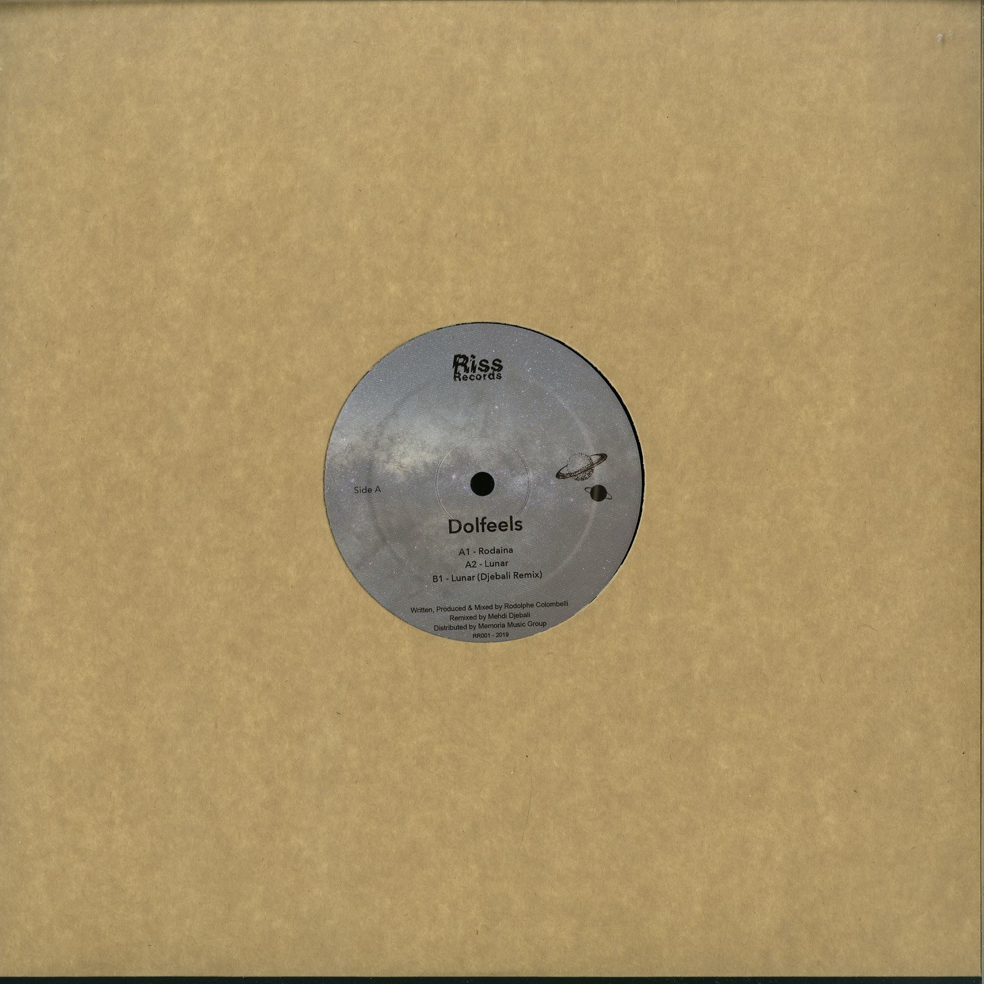 Dolfeels - LUNAR EP