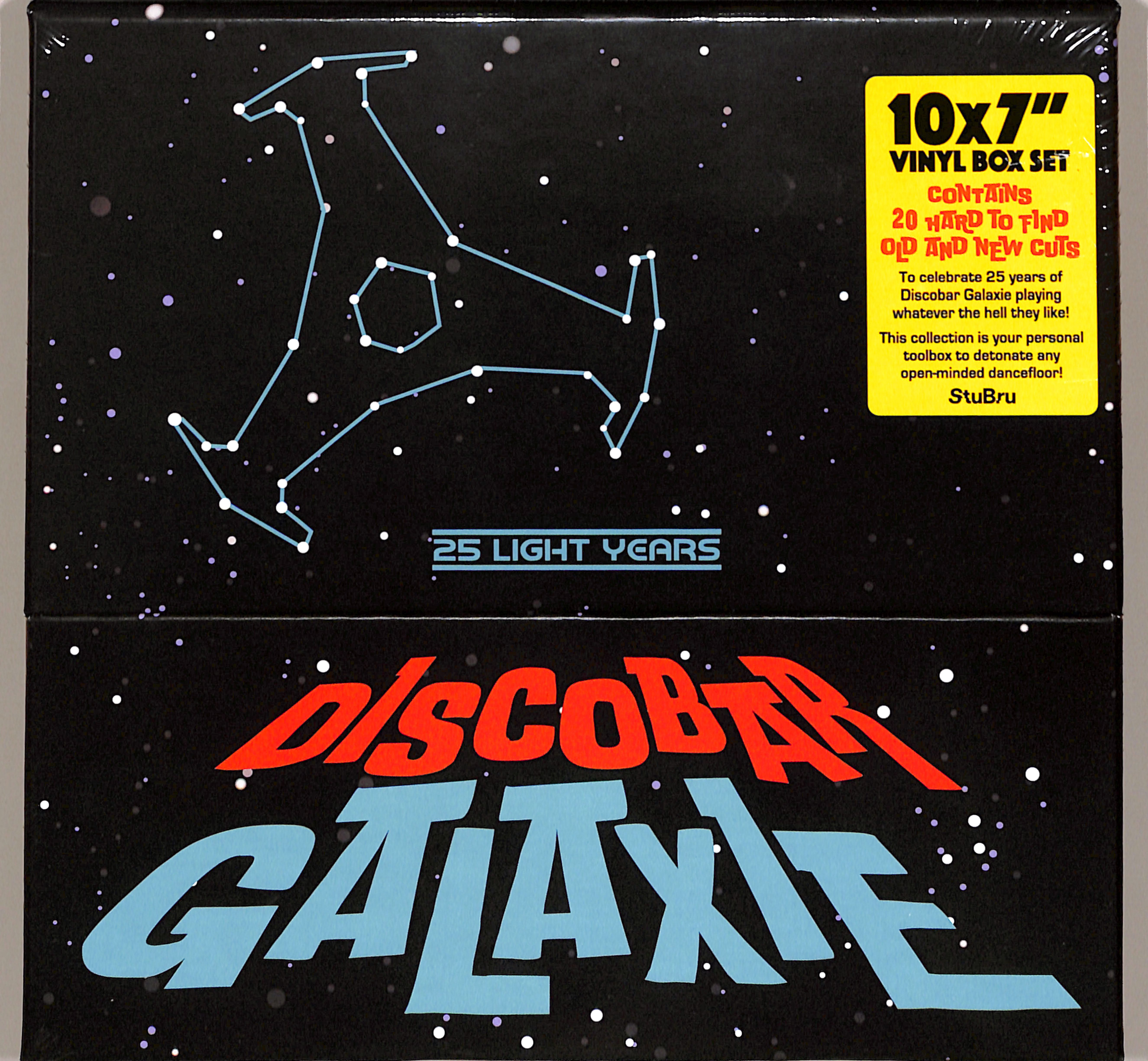 Various Artists - DISCOBAR GALAXIE - 25 LIGHT YEARS