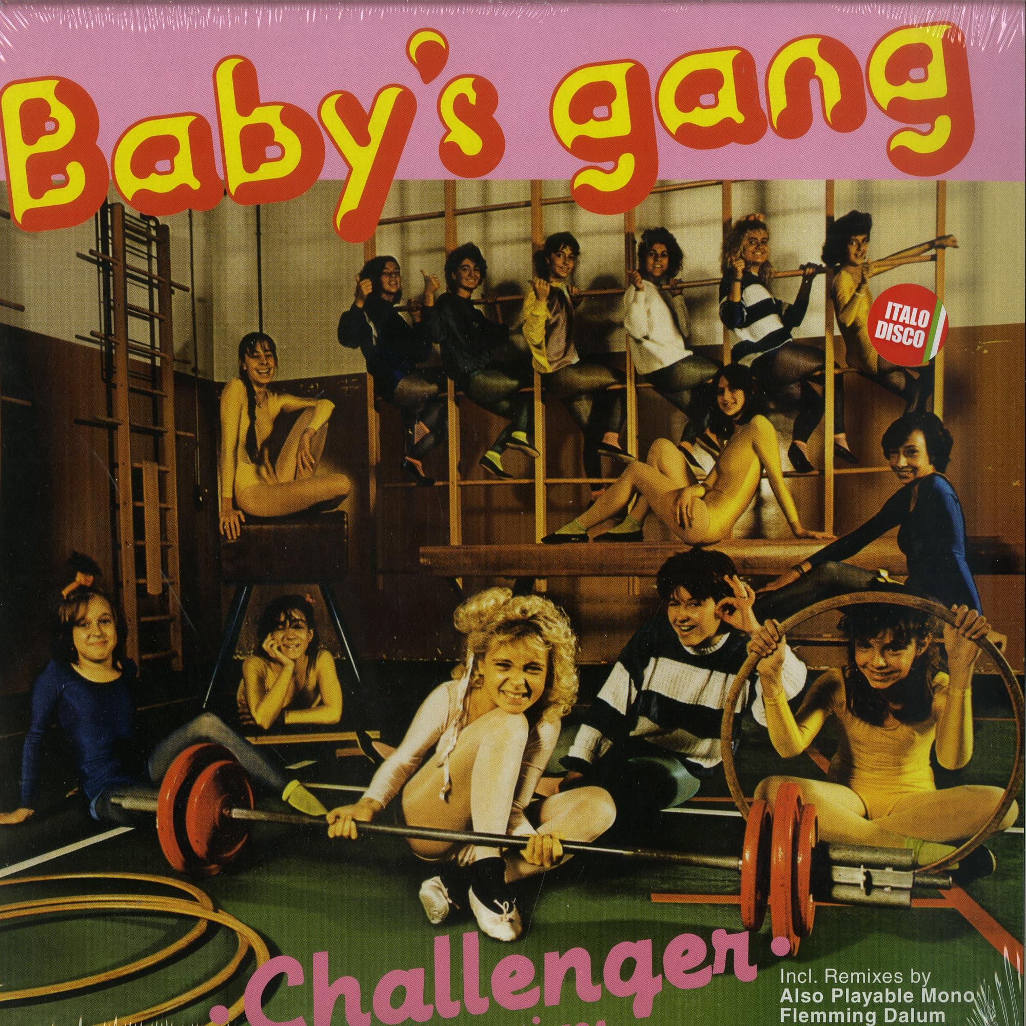 Babys Gang - CHALLENGER REMIXES