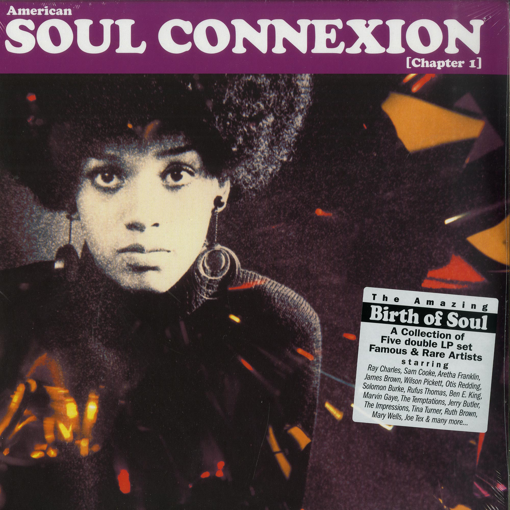 Various Artists - AMERICAN SOUL CONNEXION - CHAPTER 1