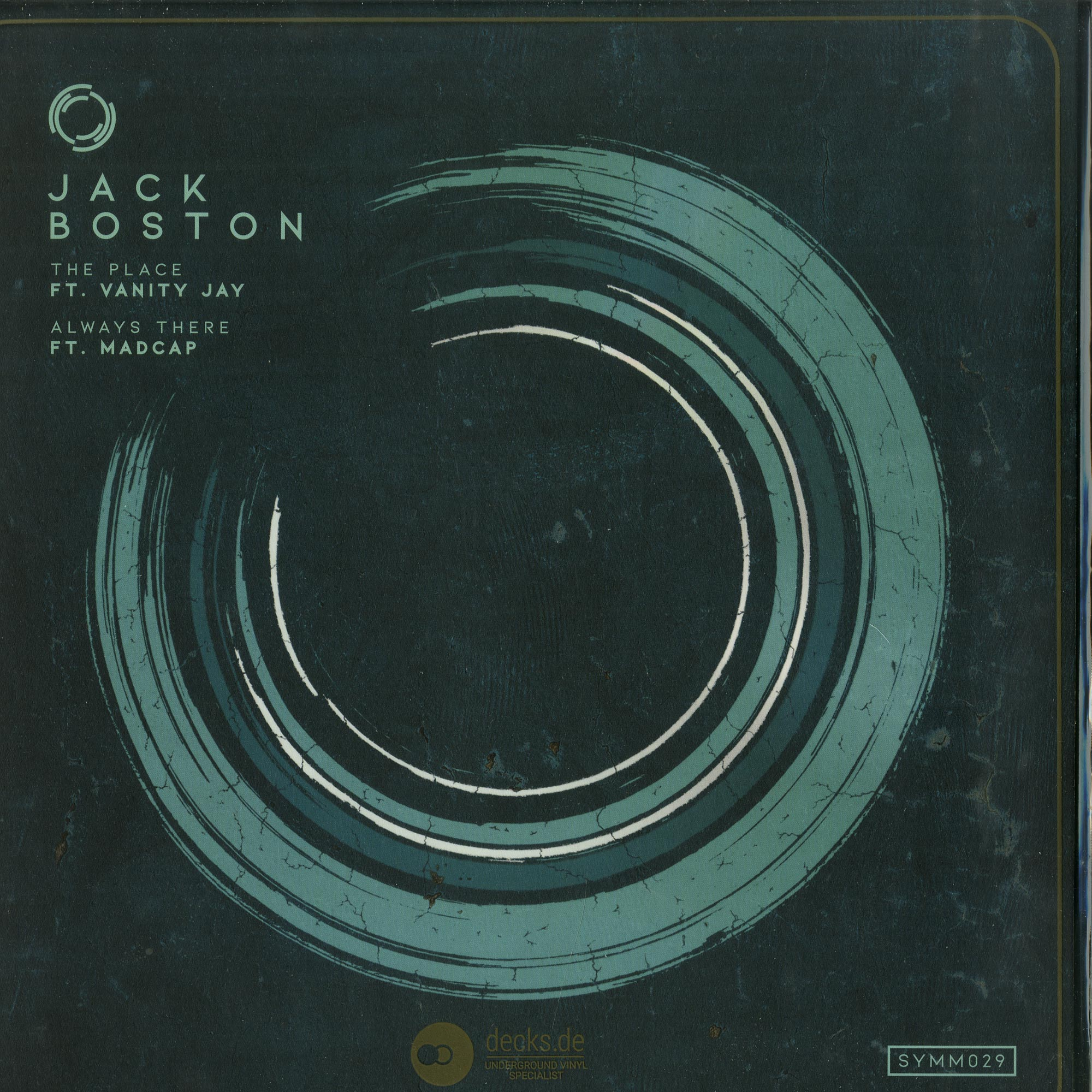 Jack Boston - THE PLACE / ALWAYS THERE
