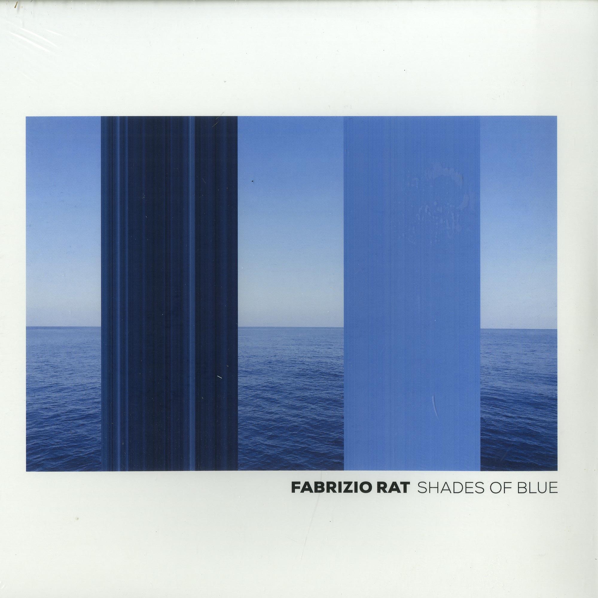 Fabrizio Rat - SHADES OF BLUE