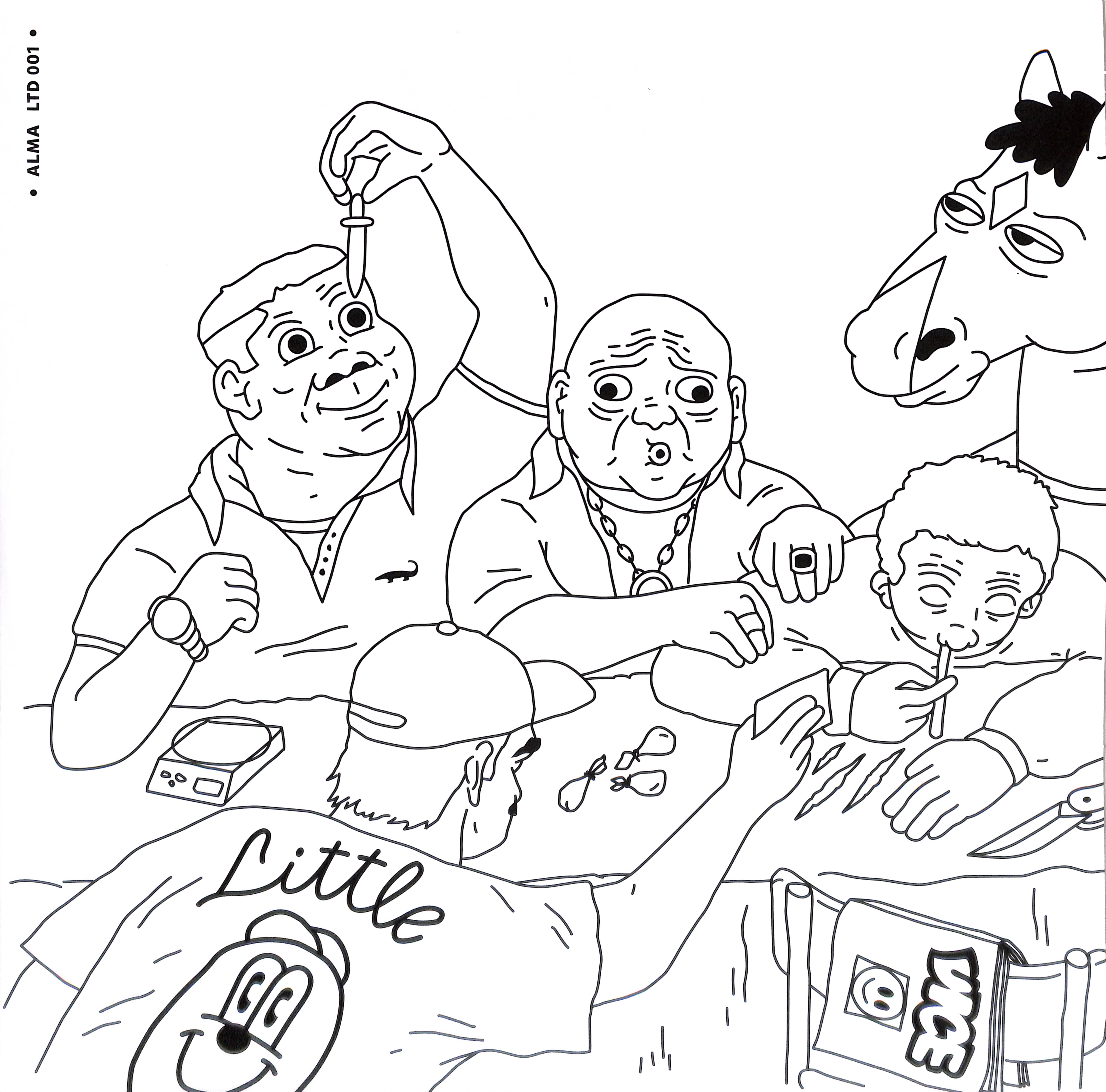 Isbel & ILdec - DOGGYS EP