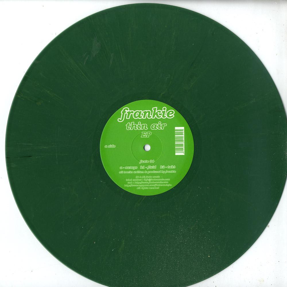 Frankie - THIN AIR EP