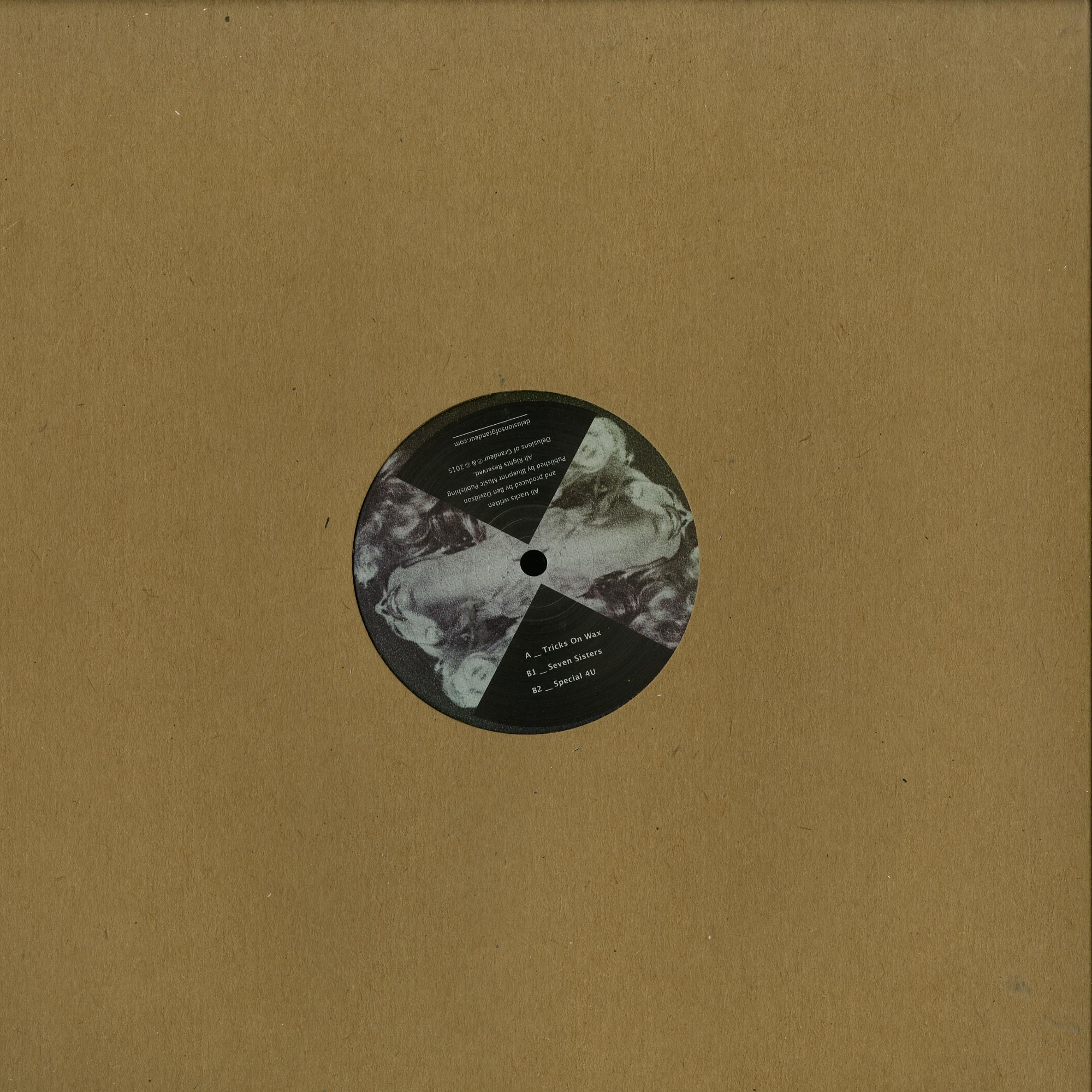Ben Sun - TRICKS ON WAX EP