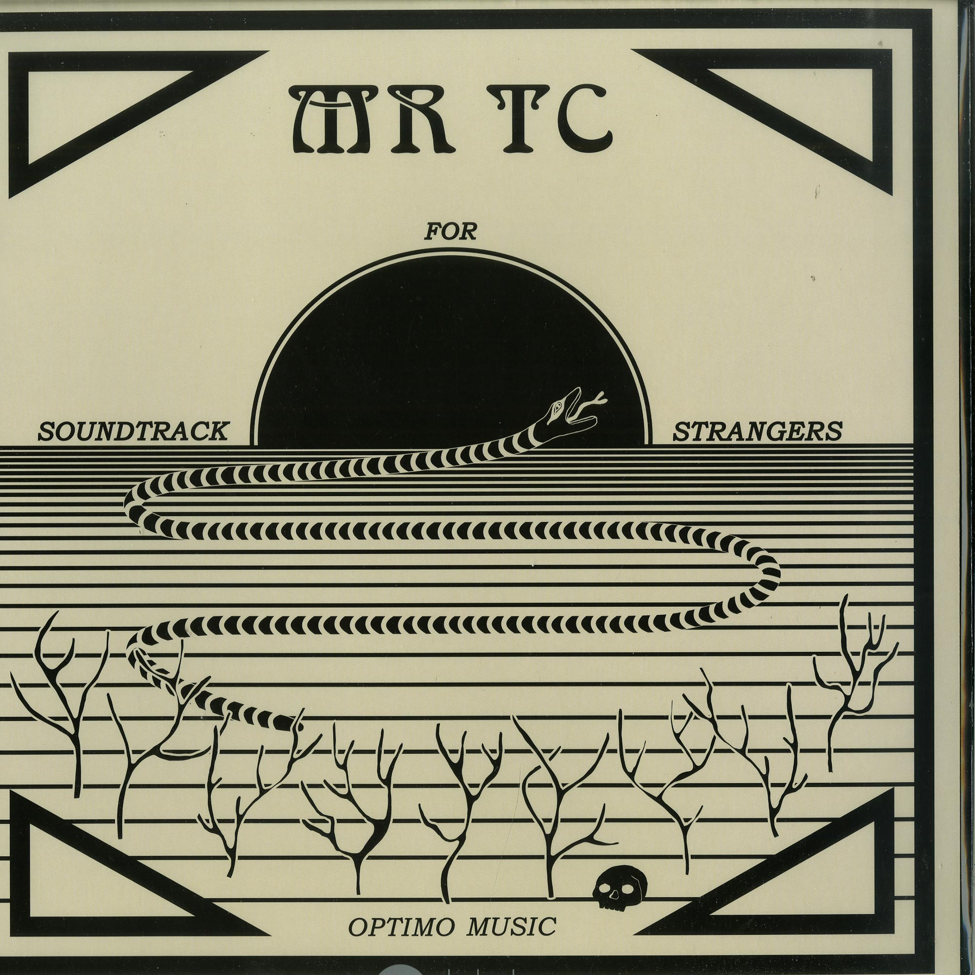 Mr TC - SOUNDTRACK FOR STRANGERS EP