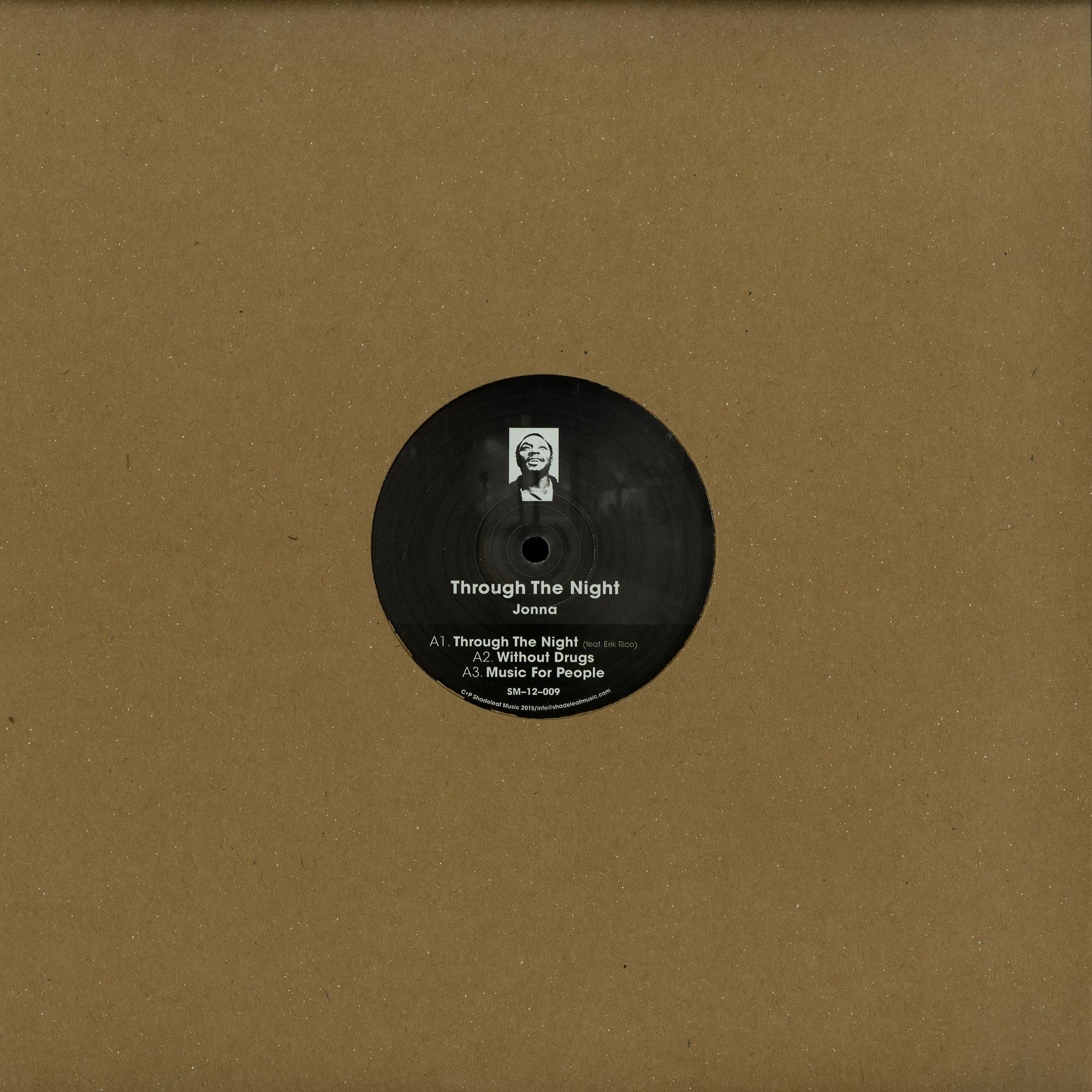 Jonna - THROUGH THE NIGHT EP