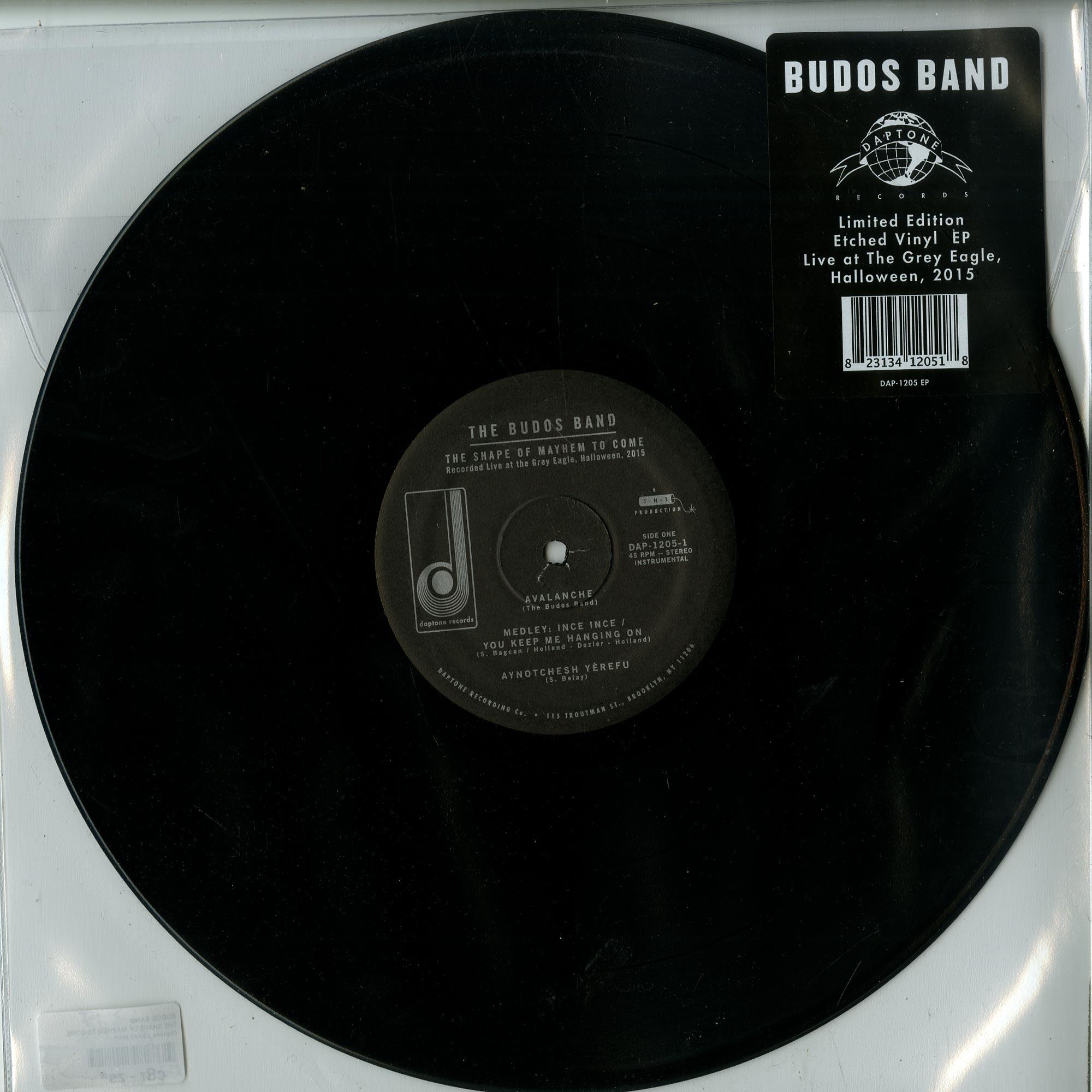Budos Band - THE SHAPE OF MAYHEM TO COME