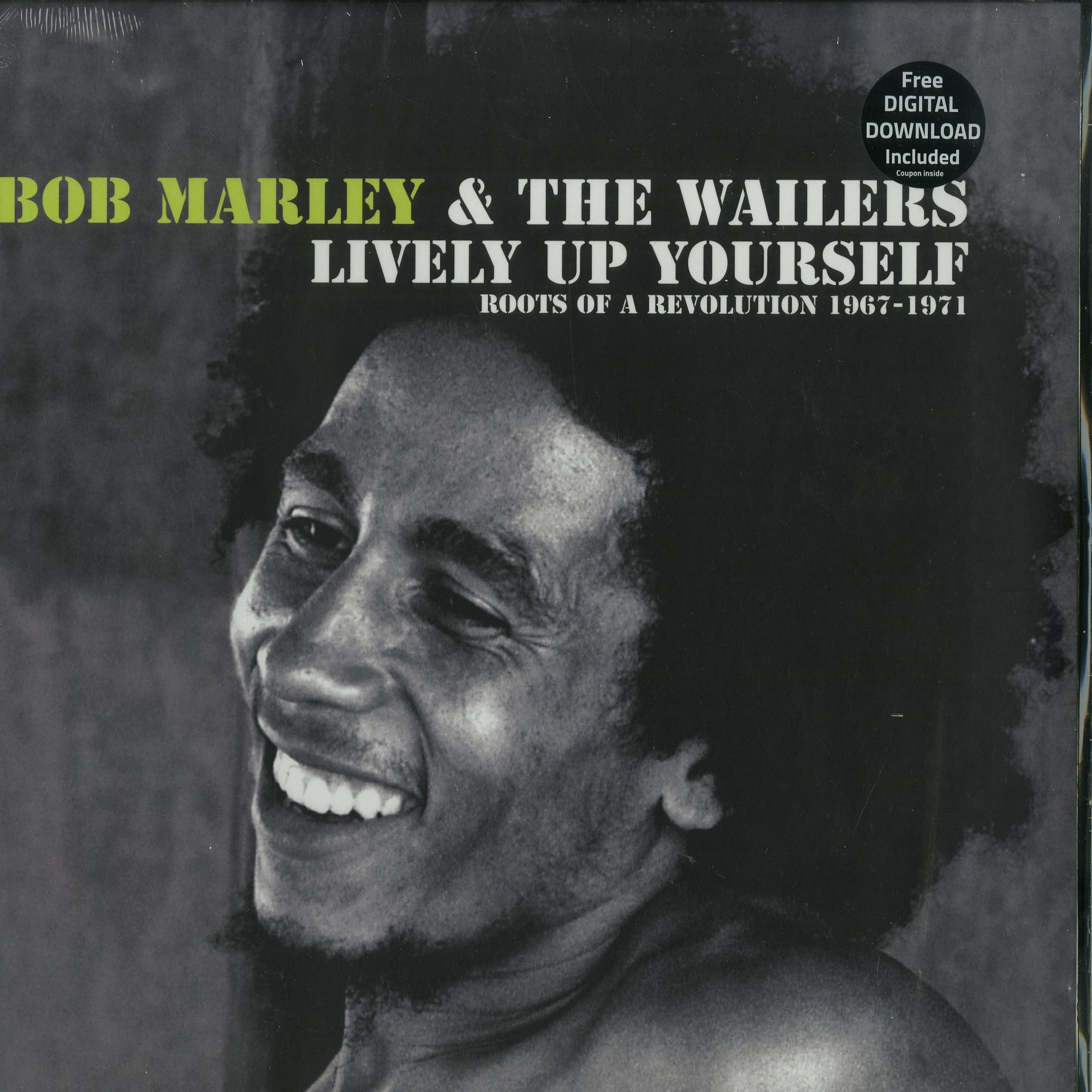 Bob Marley & The Wailers - LIVELY UP YOURSELF - ROOTS OF A REVOLUTION 1967-1971