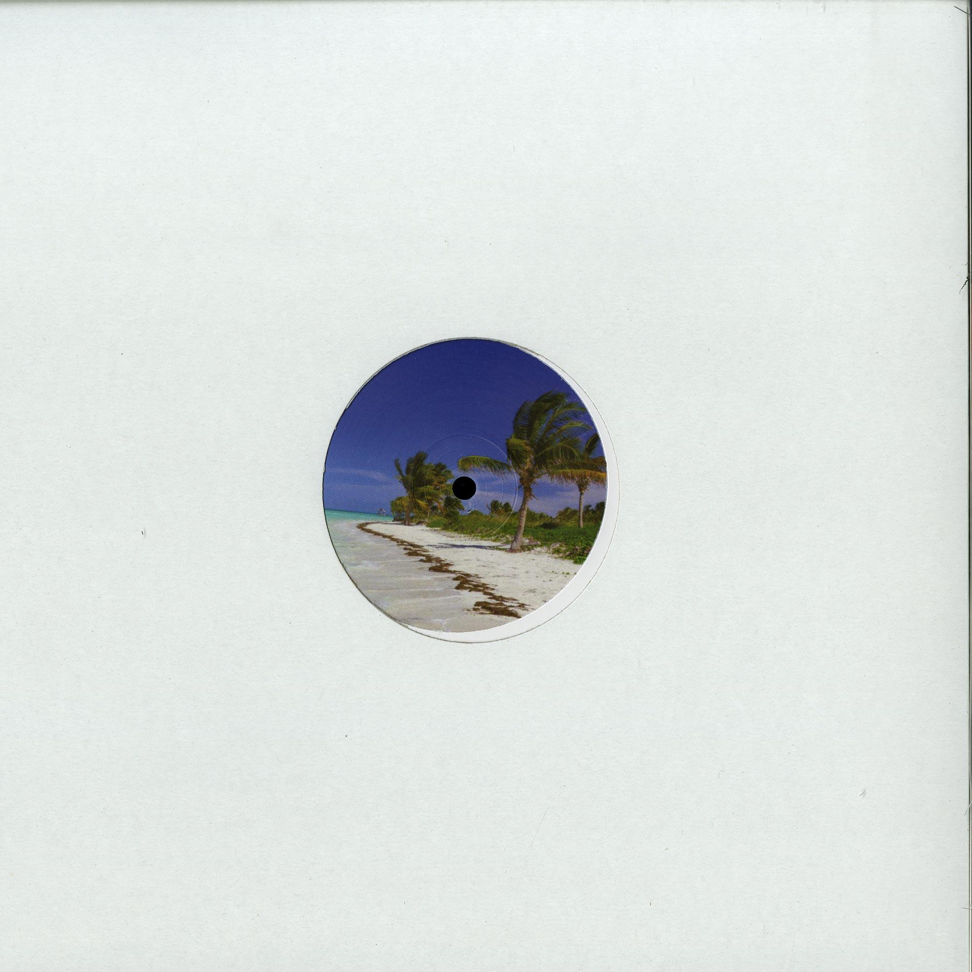 X-Coast - YUCATAN CHANNEL EP