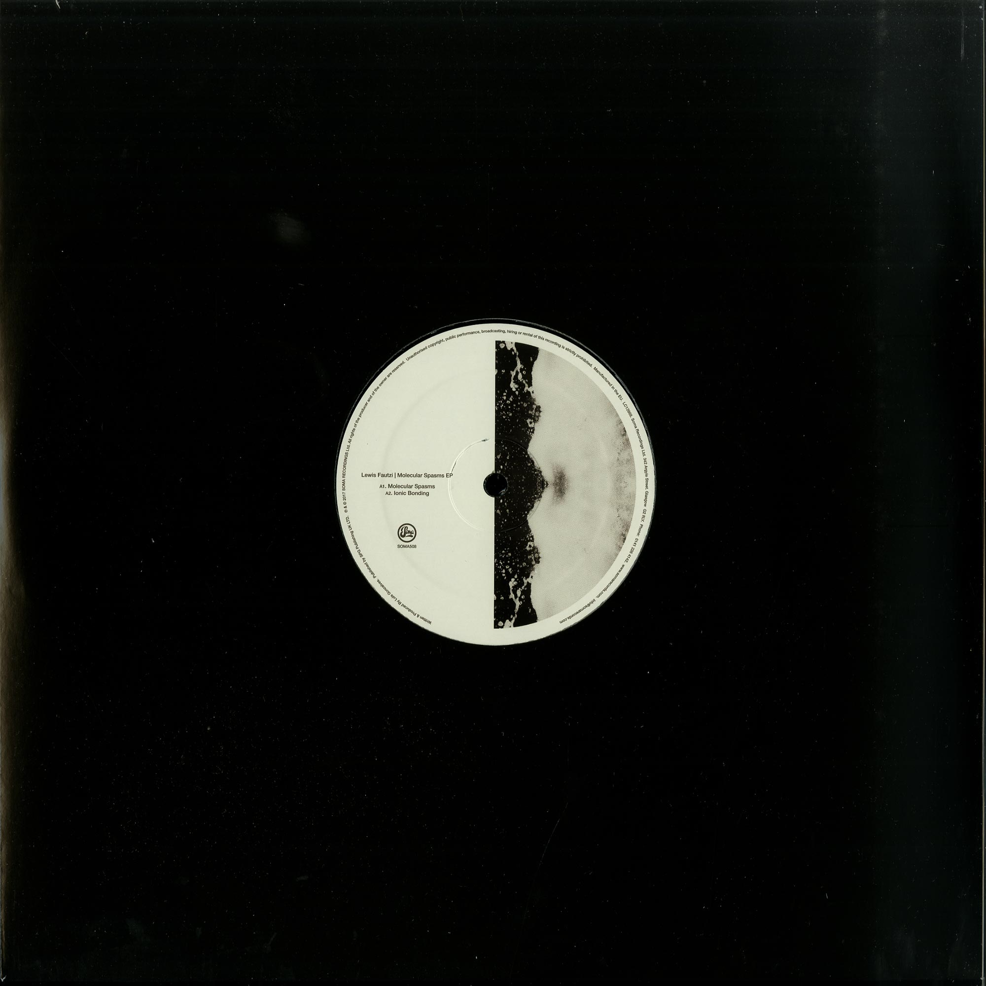 Lewis Fautzi - MOLECULAR SPASMS EP