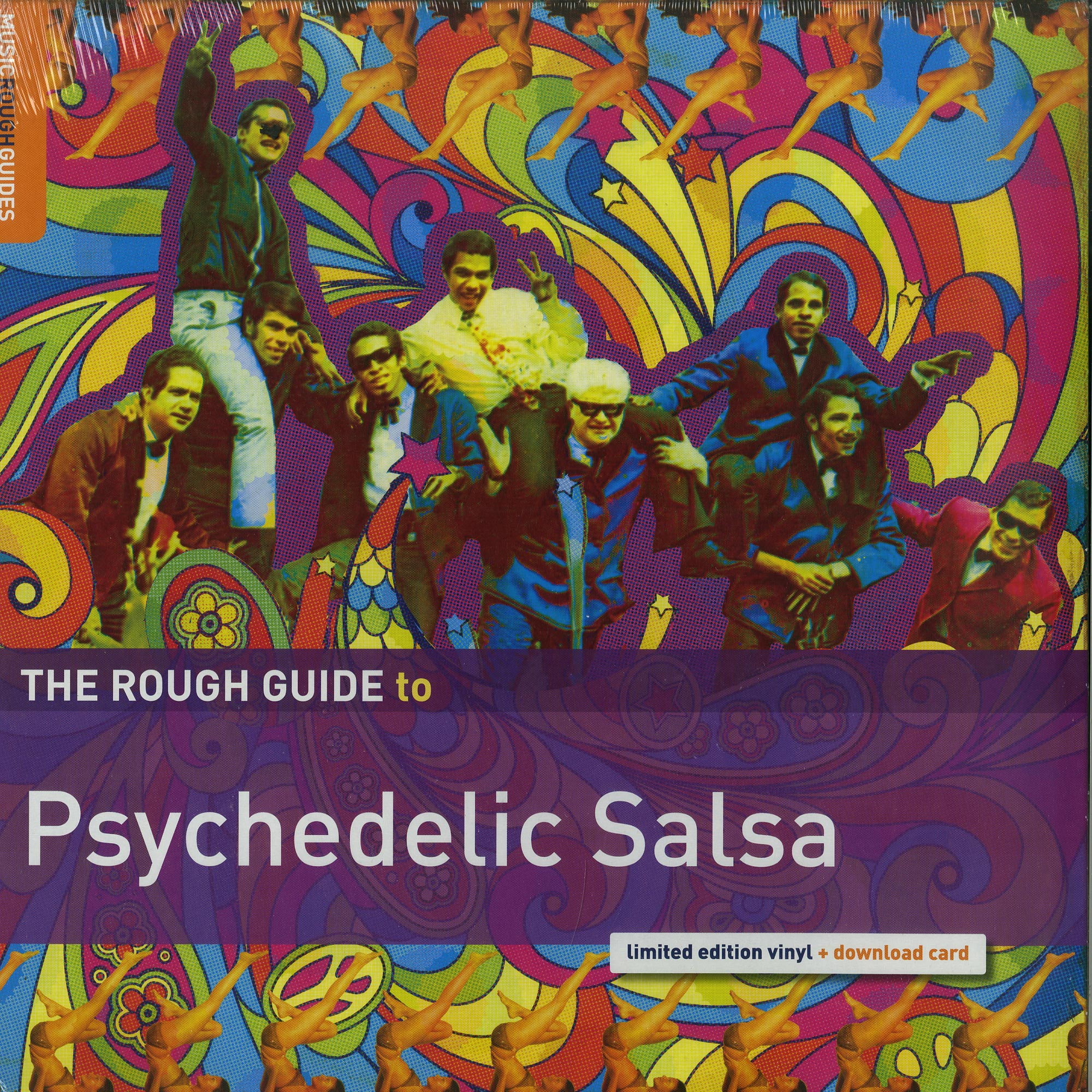 Various Artists - THE ROUGH GUIDE TO PSYCHEDELIC SALSA