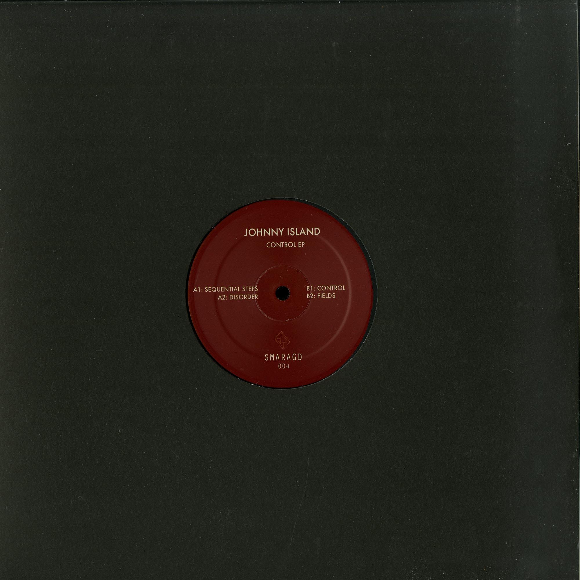 Johnny Island - CONTROL EP