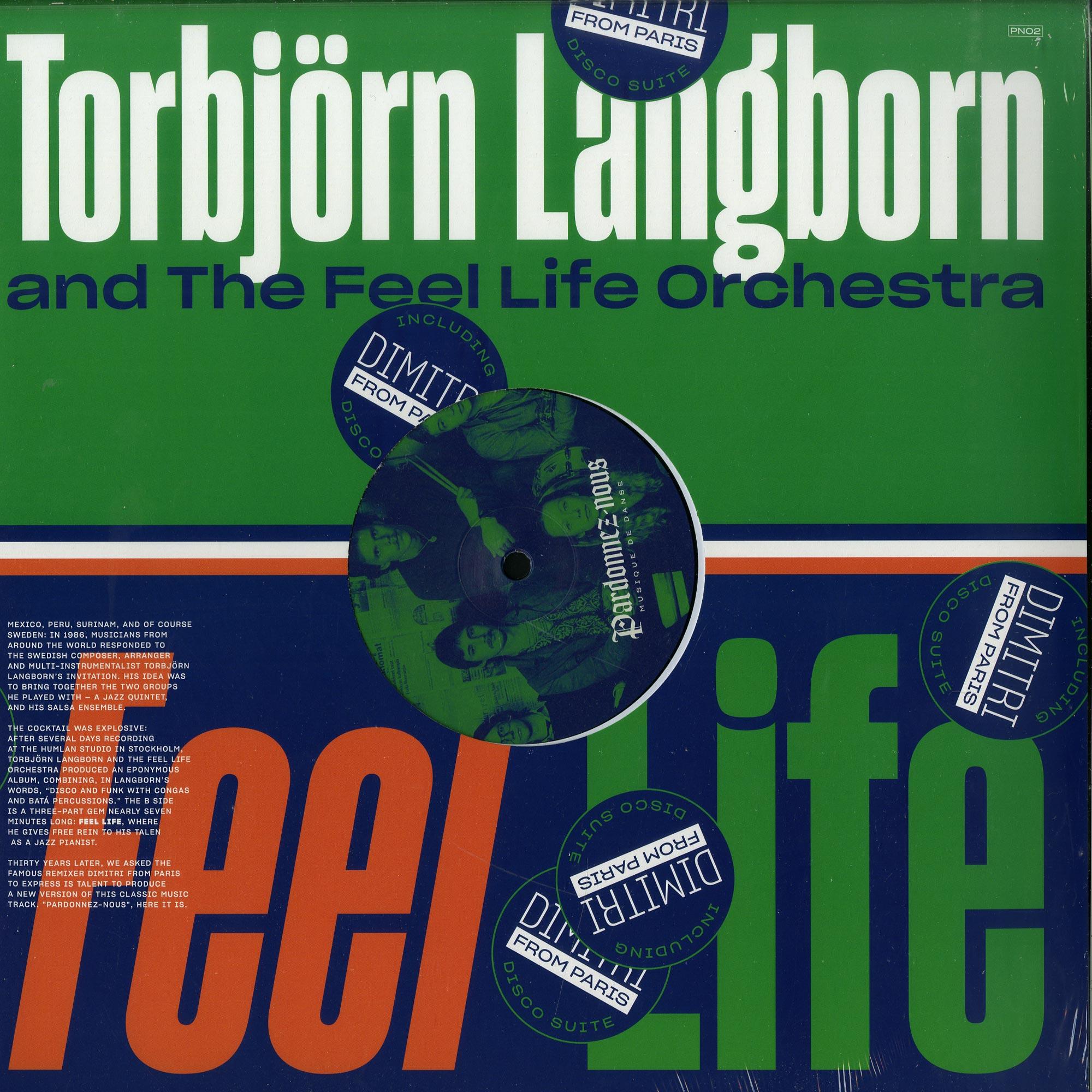 Torbjoern Langborn & The Feel Life Orchestra - FEEL LIFE