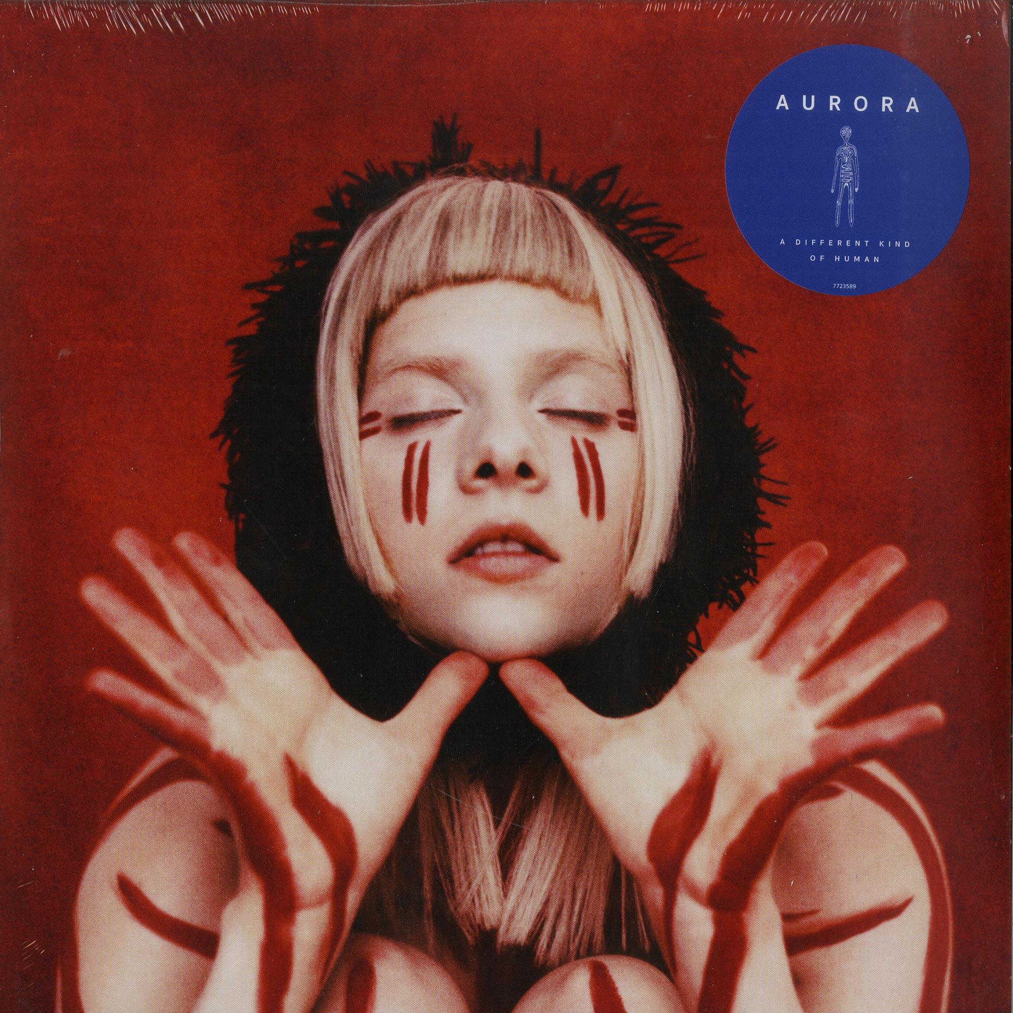 Aurora - A DIFFERENT KIND OF HUMAN - STEP 2