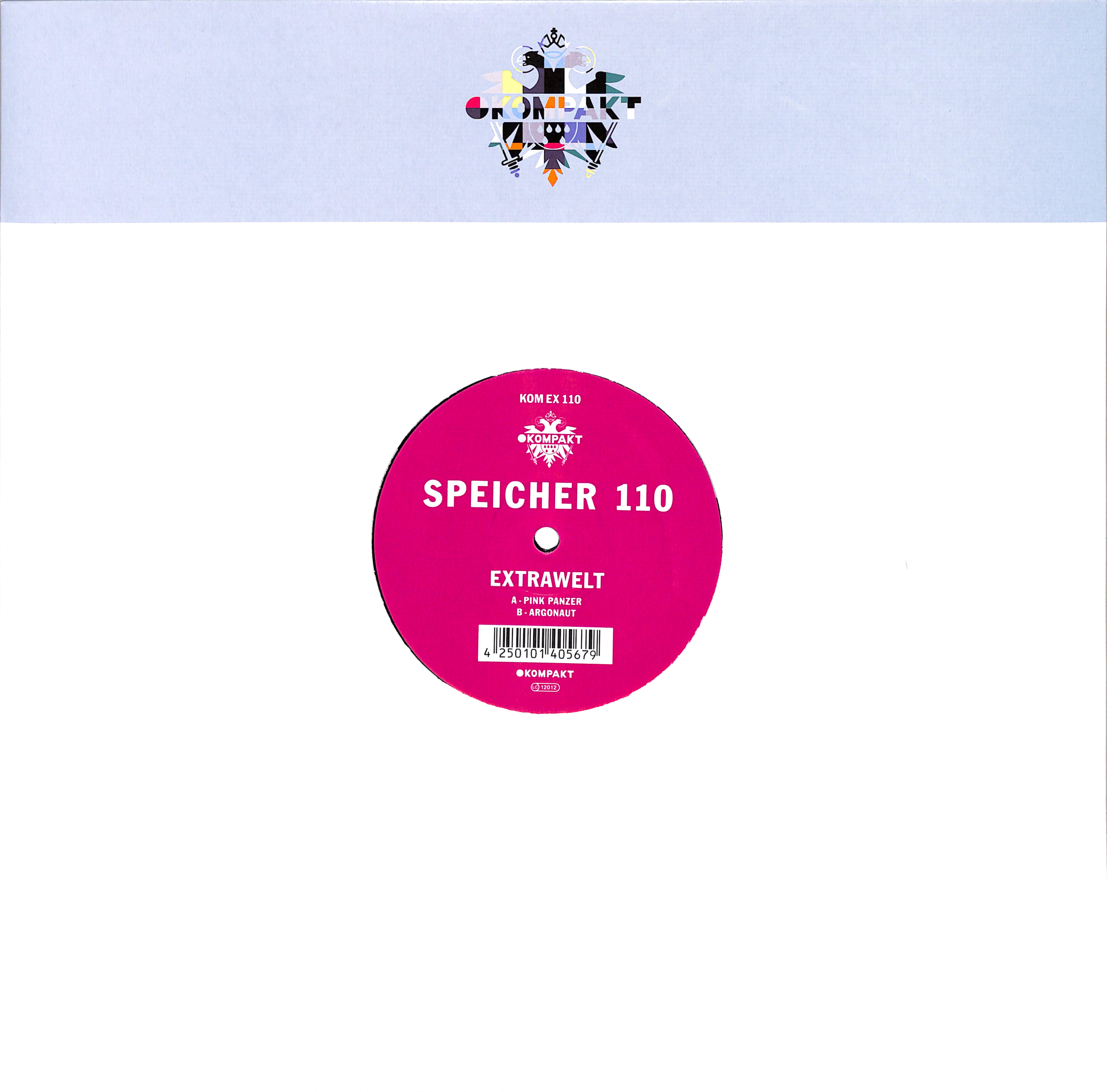 Extrawelt - SPEICHER 110