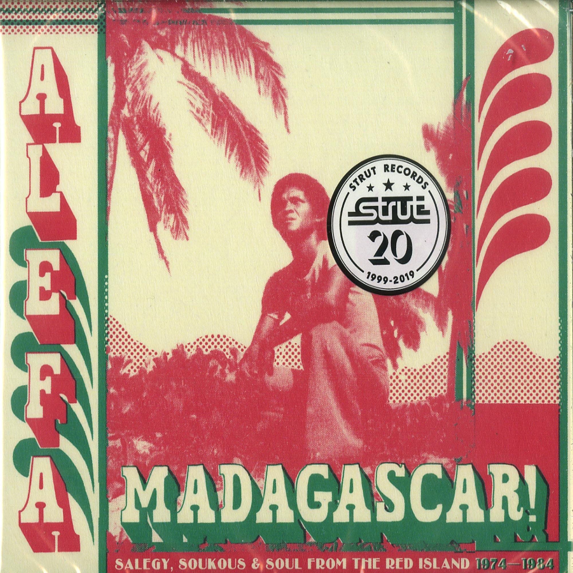 Various Artists - ALEFA MADAGASCAR - SALEGY, SOUKOUS & SOUL 1974 - 1984