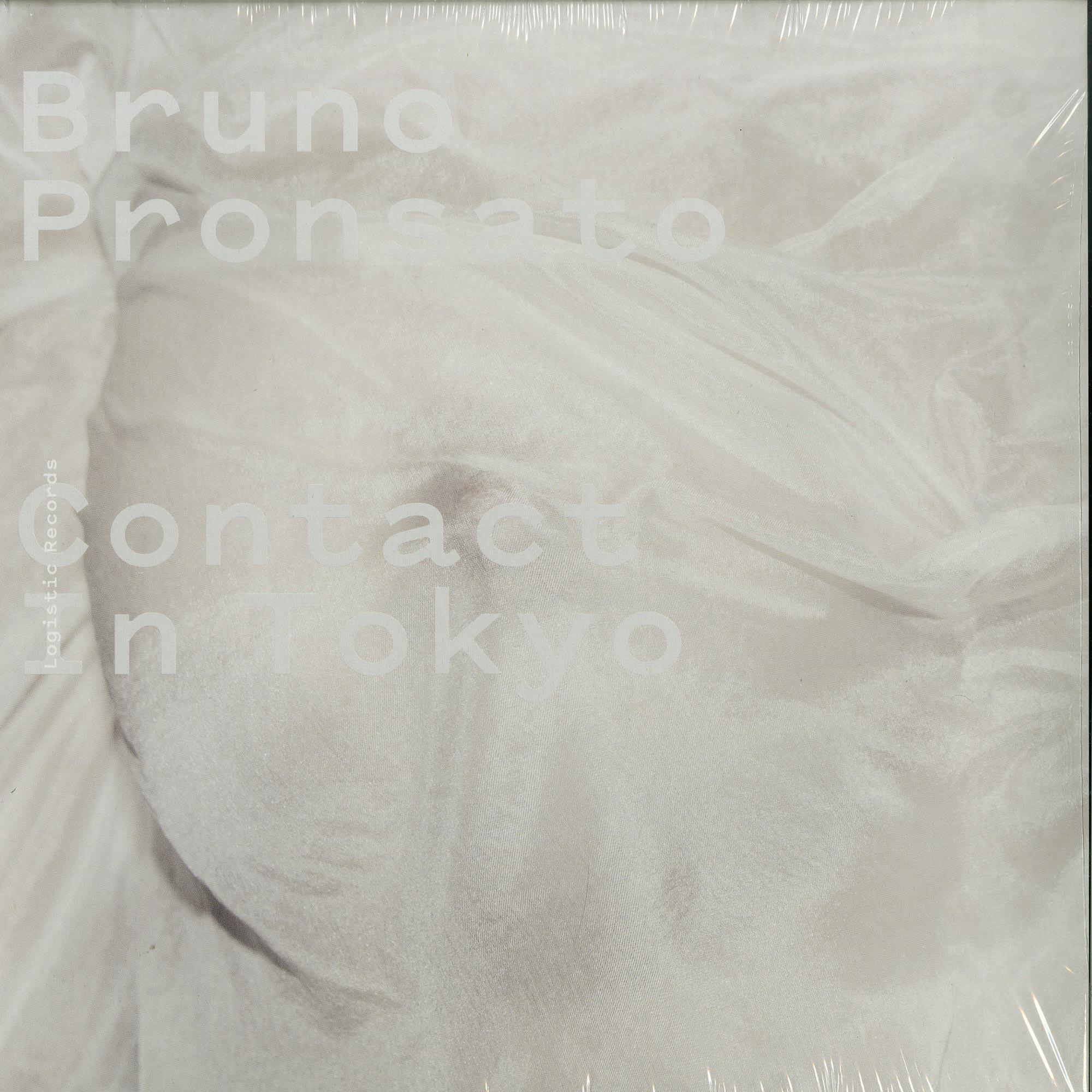 Bruno Pronsato - CONTACT IN TOKYO