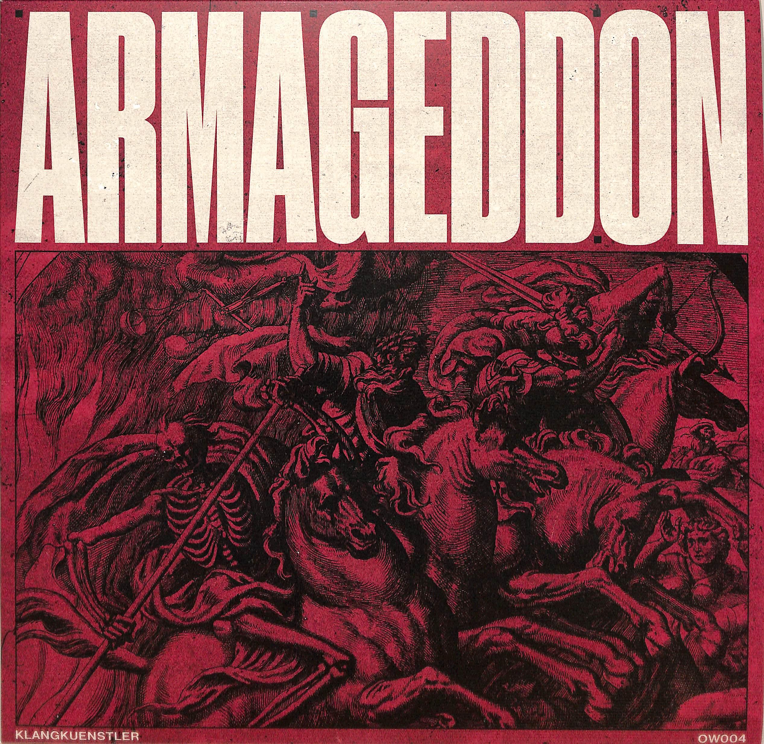 Klangkuenstler - ARMAGEDDON