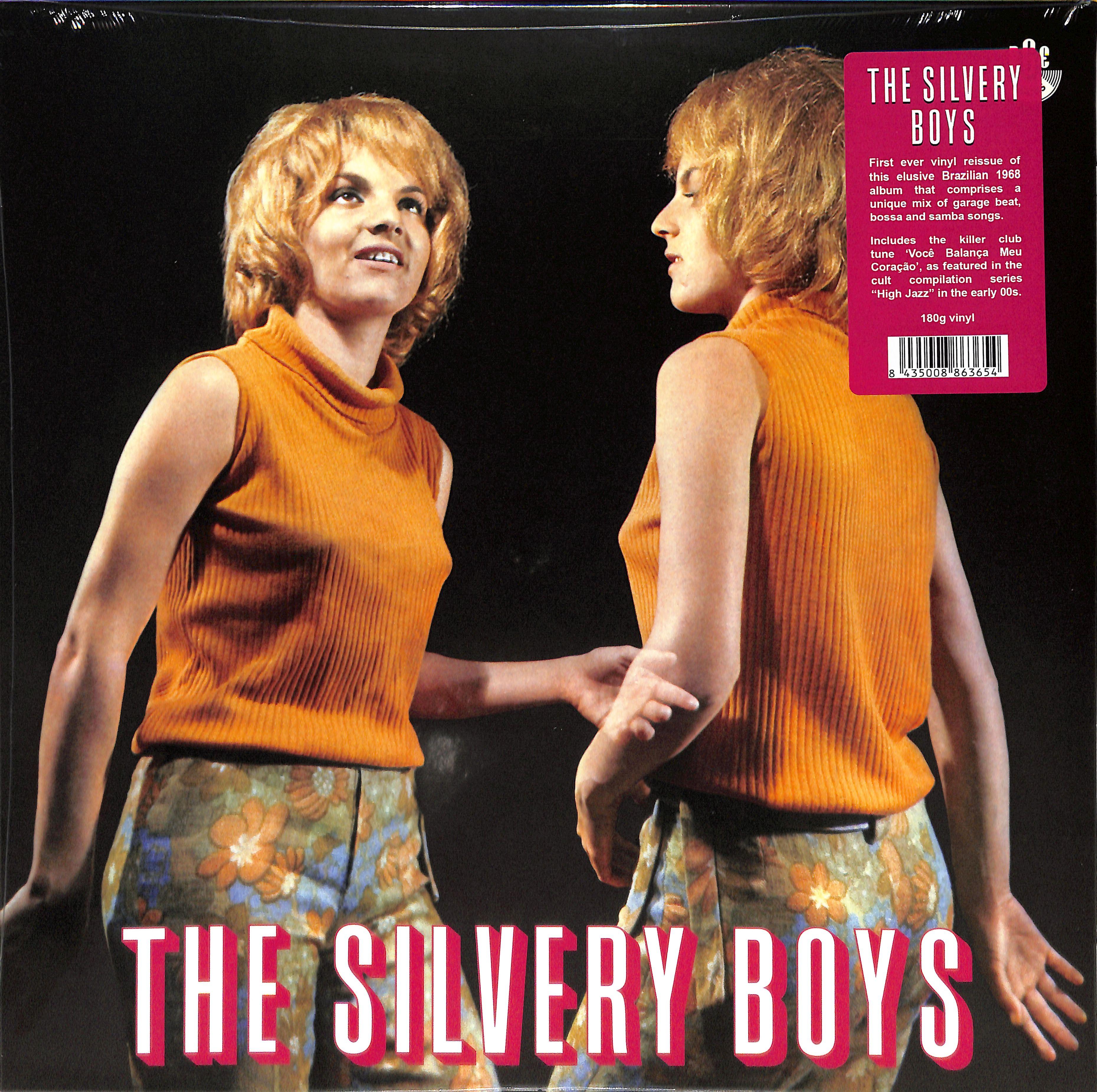 The Silvery Boys - THE SILVERY BOYS