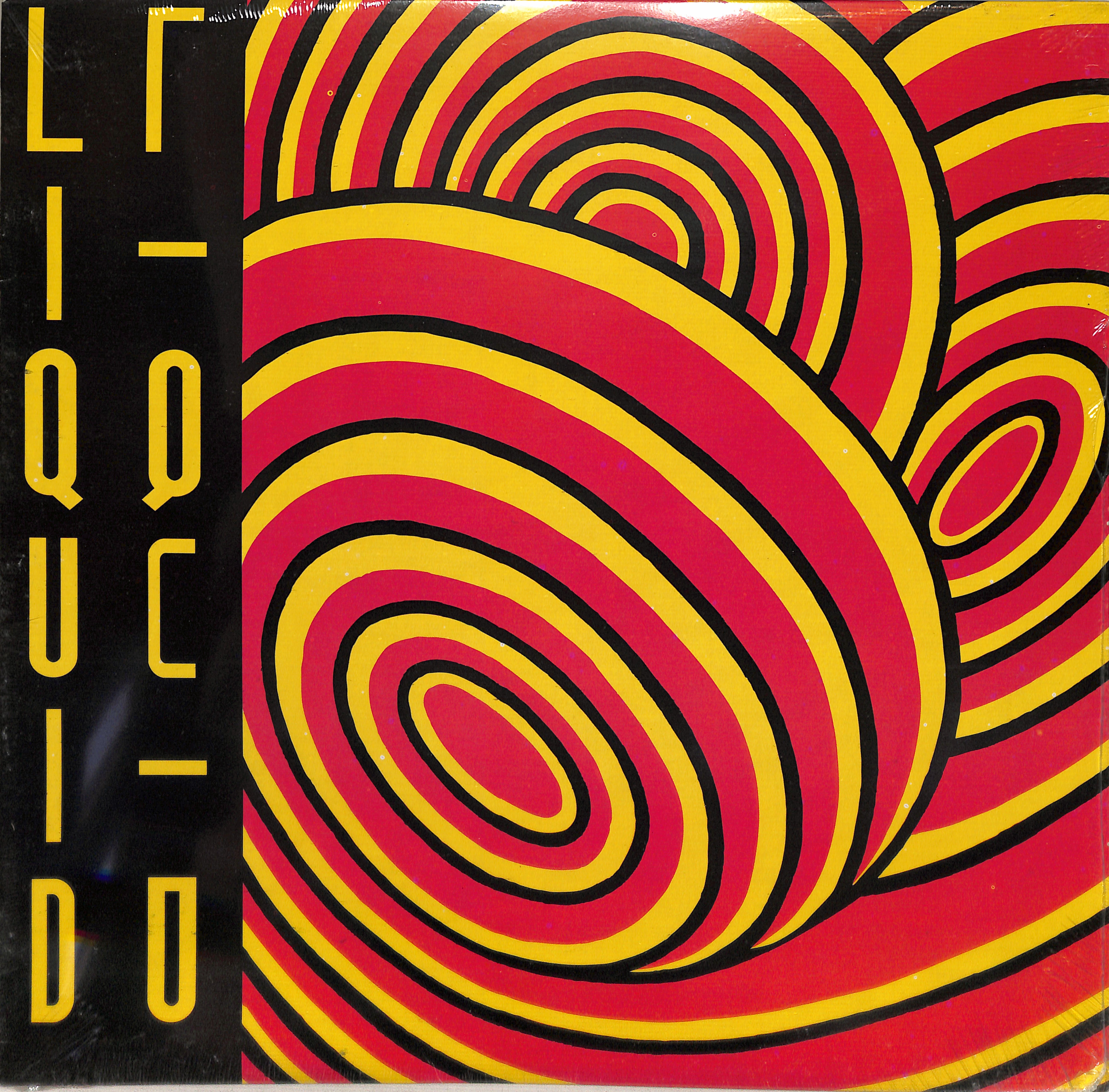 Liquid Liquid - OPTIMO CAVERN