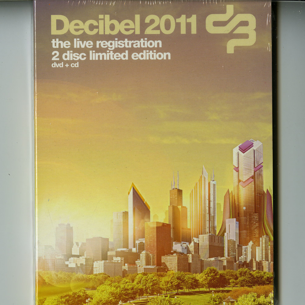 Various Artists - DECIBEL 2011 LIVE REGISTRATION