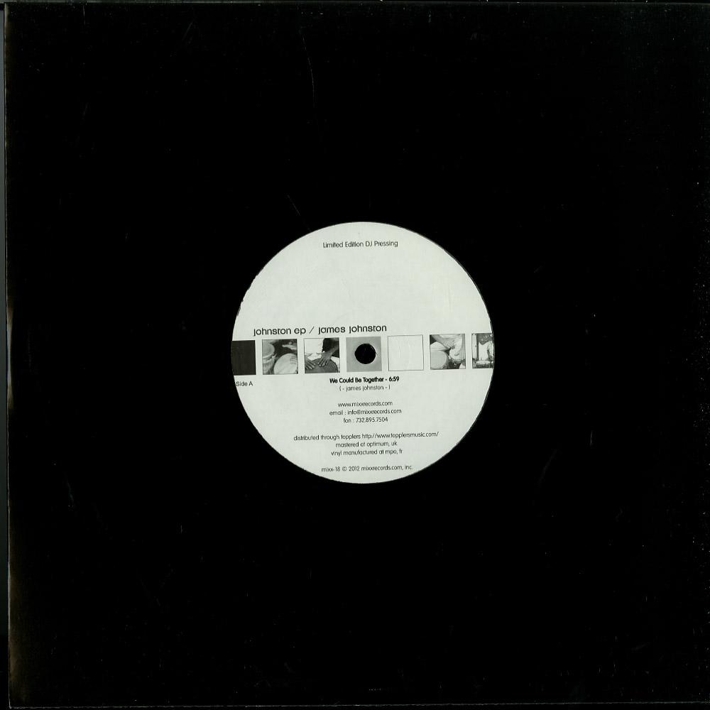 James Johnston - JOHNSTON EP