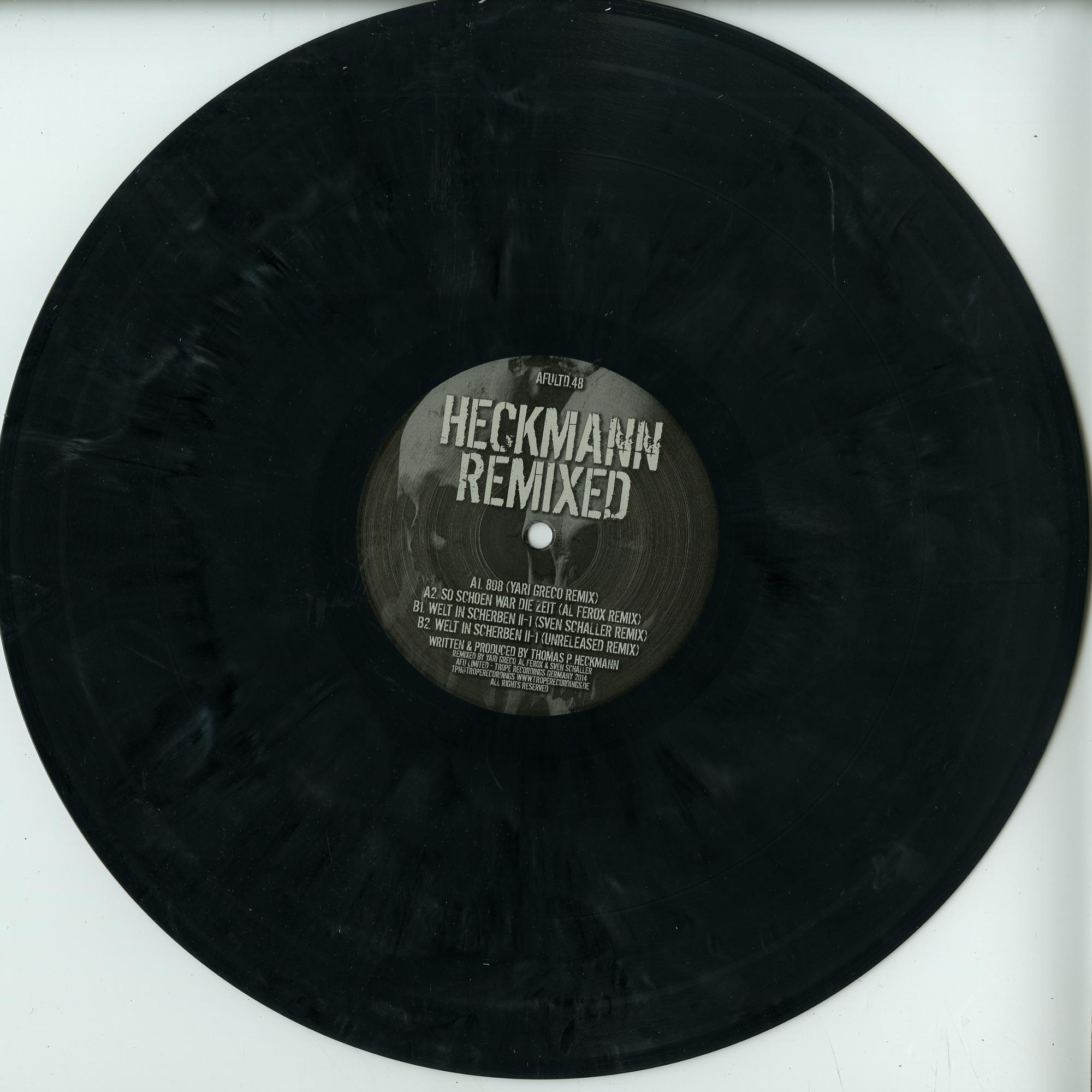 Heckmann - REMIXED