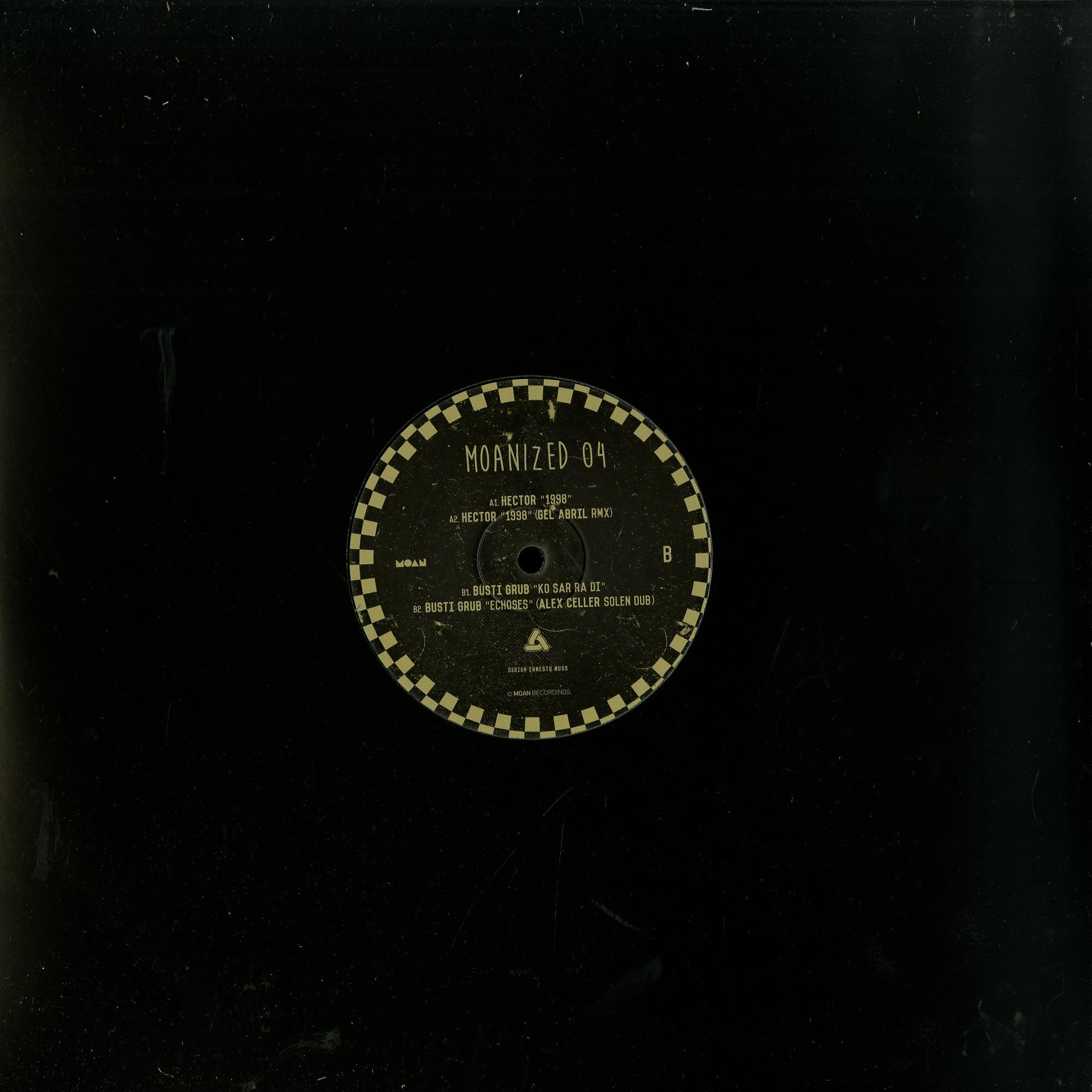 Hector / Basti Grub - MOANIZED 04