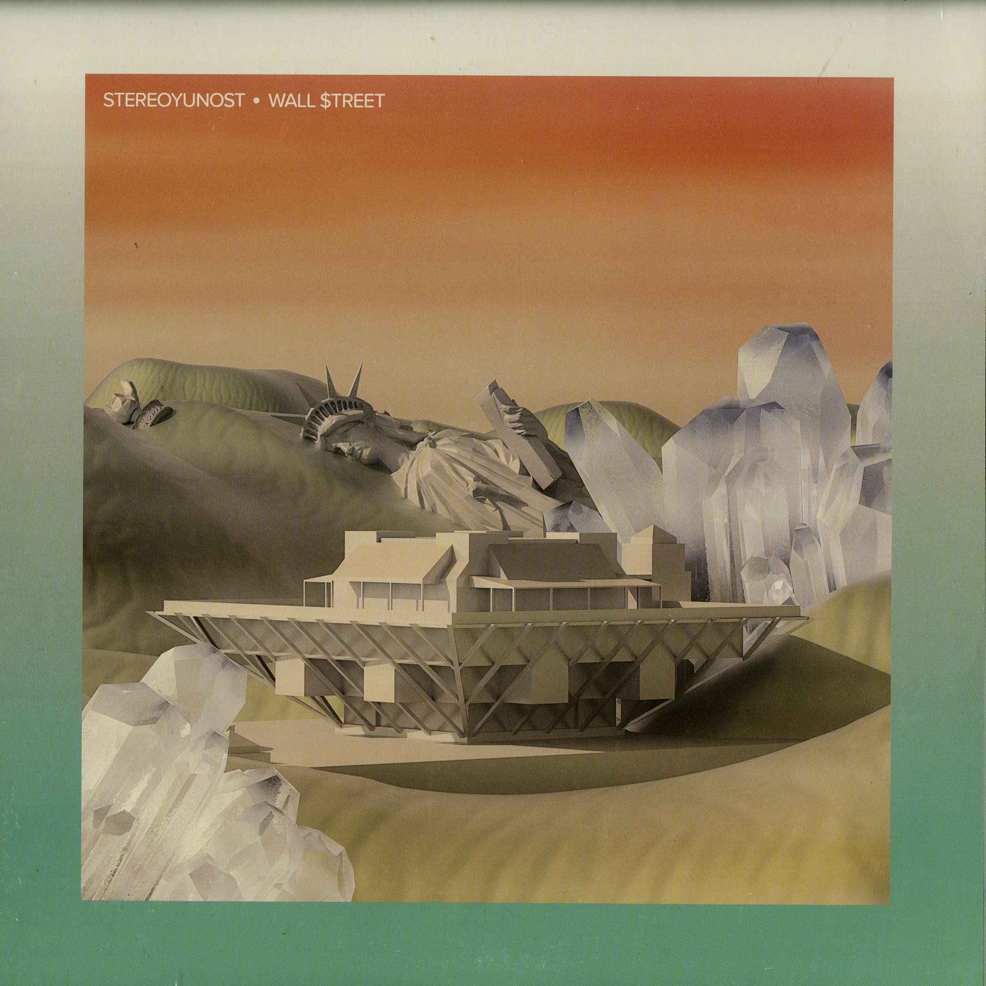 Stereoyunost / Wall $treet - SPLIT EP