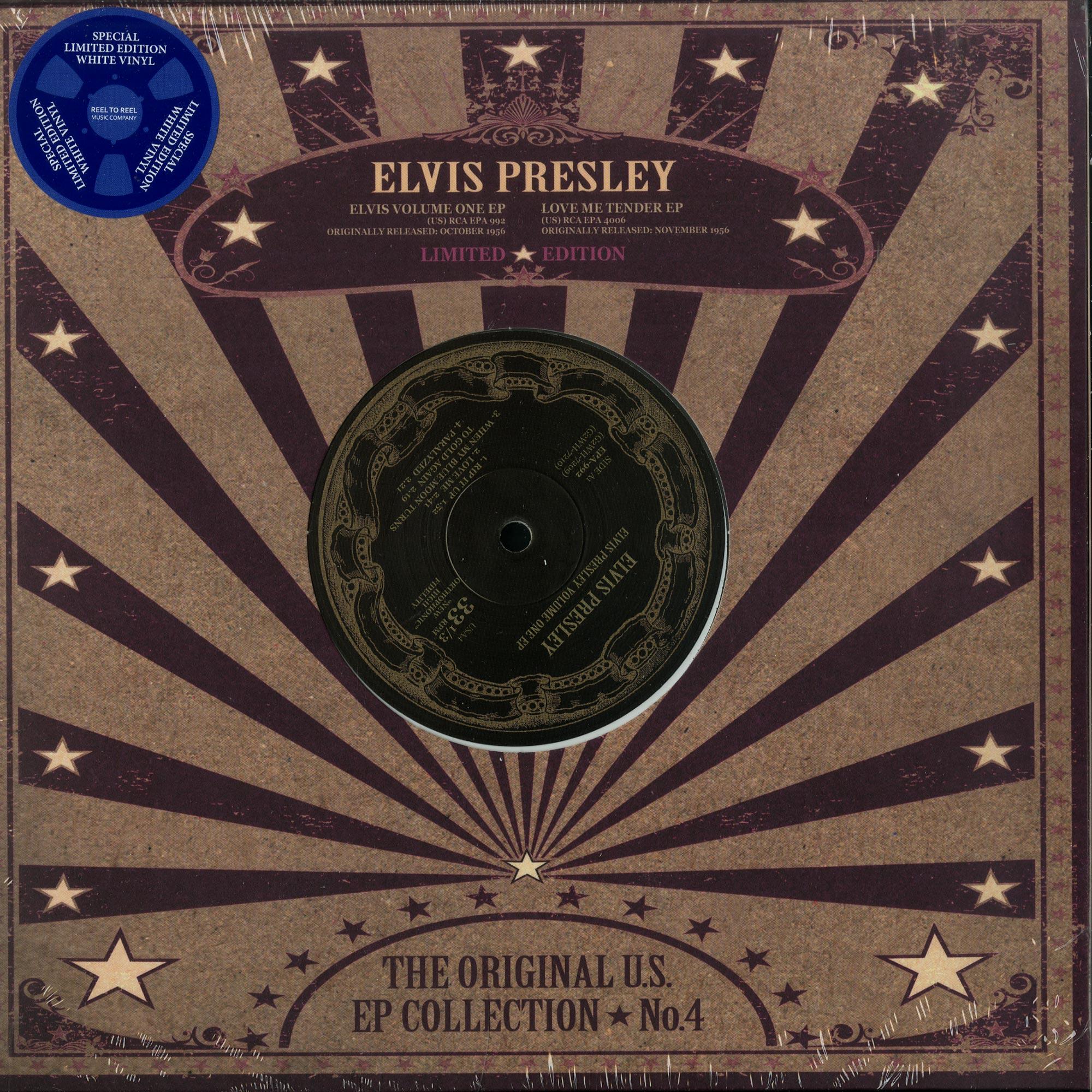 Elvis Presley - US EP COLLECTION VOL.4
