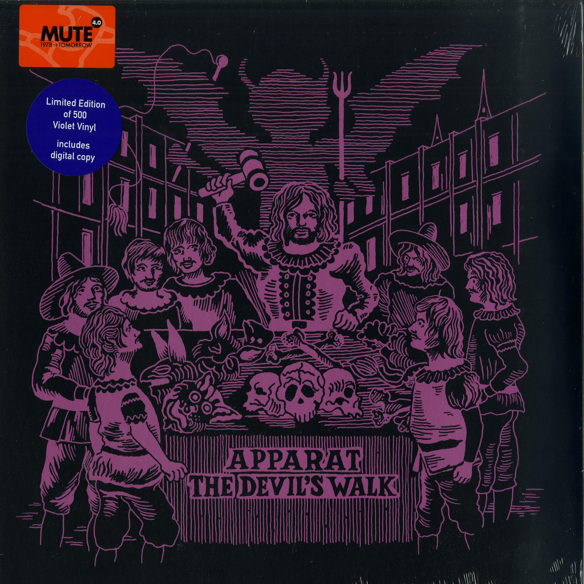 Apparat - THE DEVILS WALK
