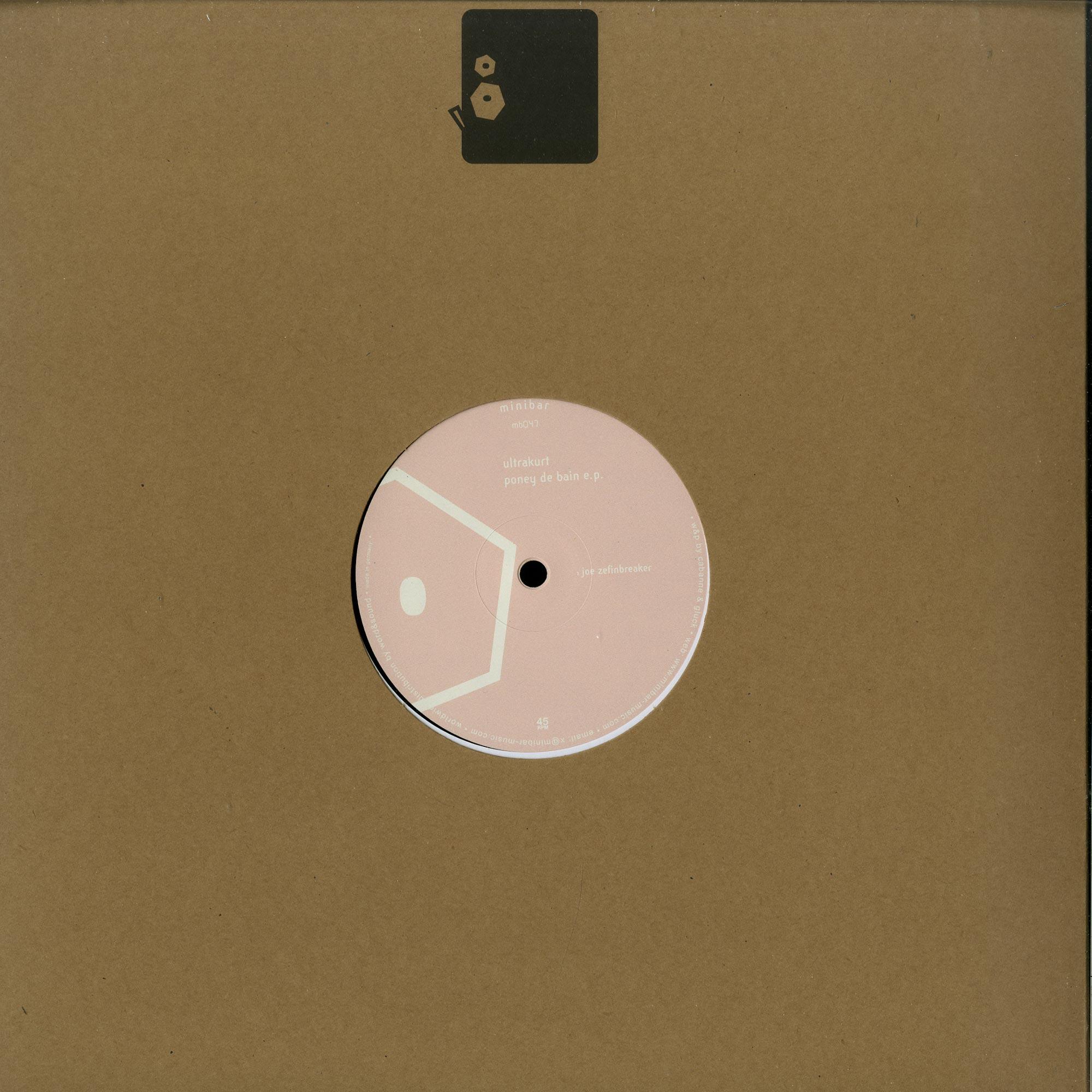 Ultrakurt - PONEY DE BAIN EP