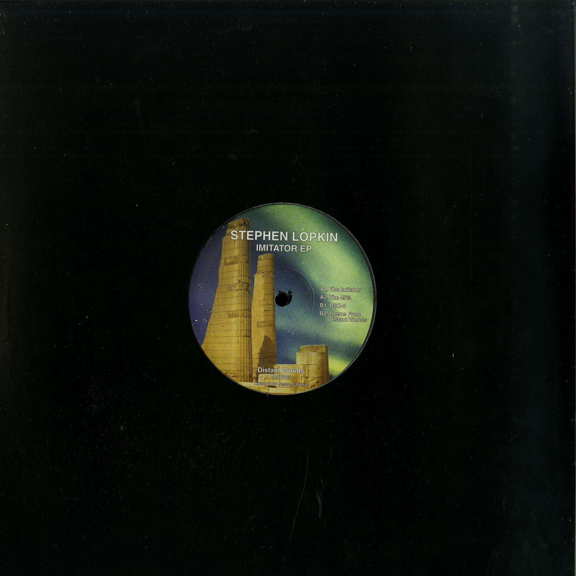 Stephen Lopkin - IMITATOR EP