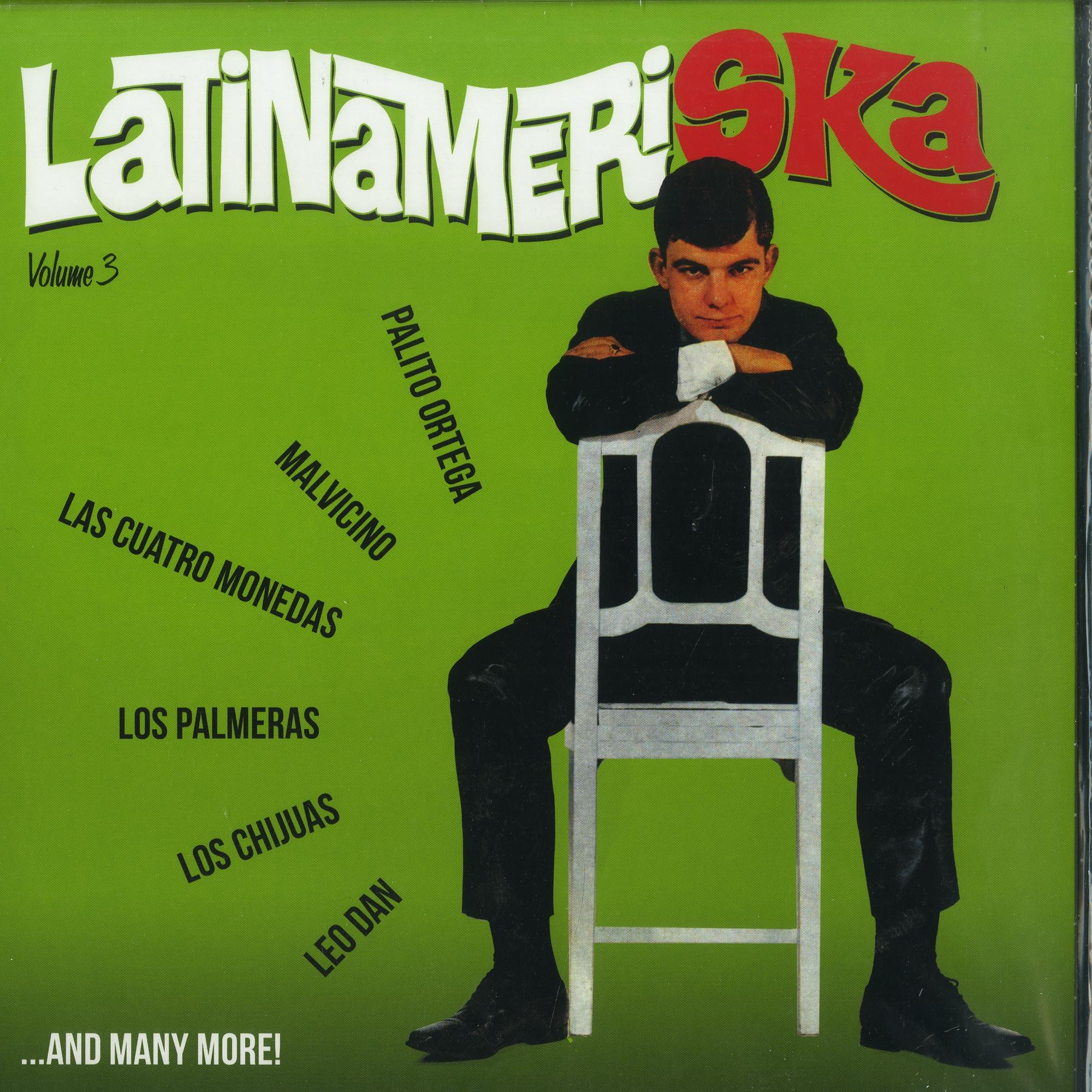 Various Artists - LATINAMERISKA VOL. 3