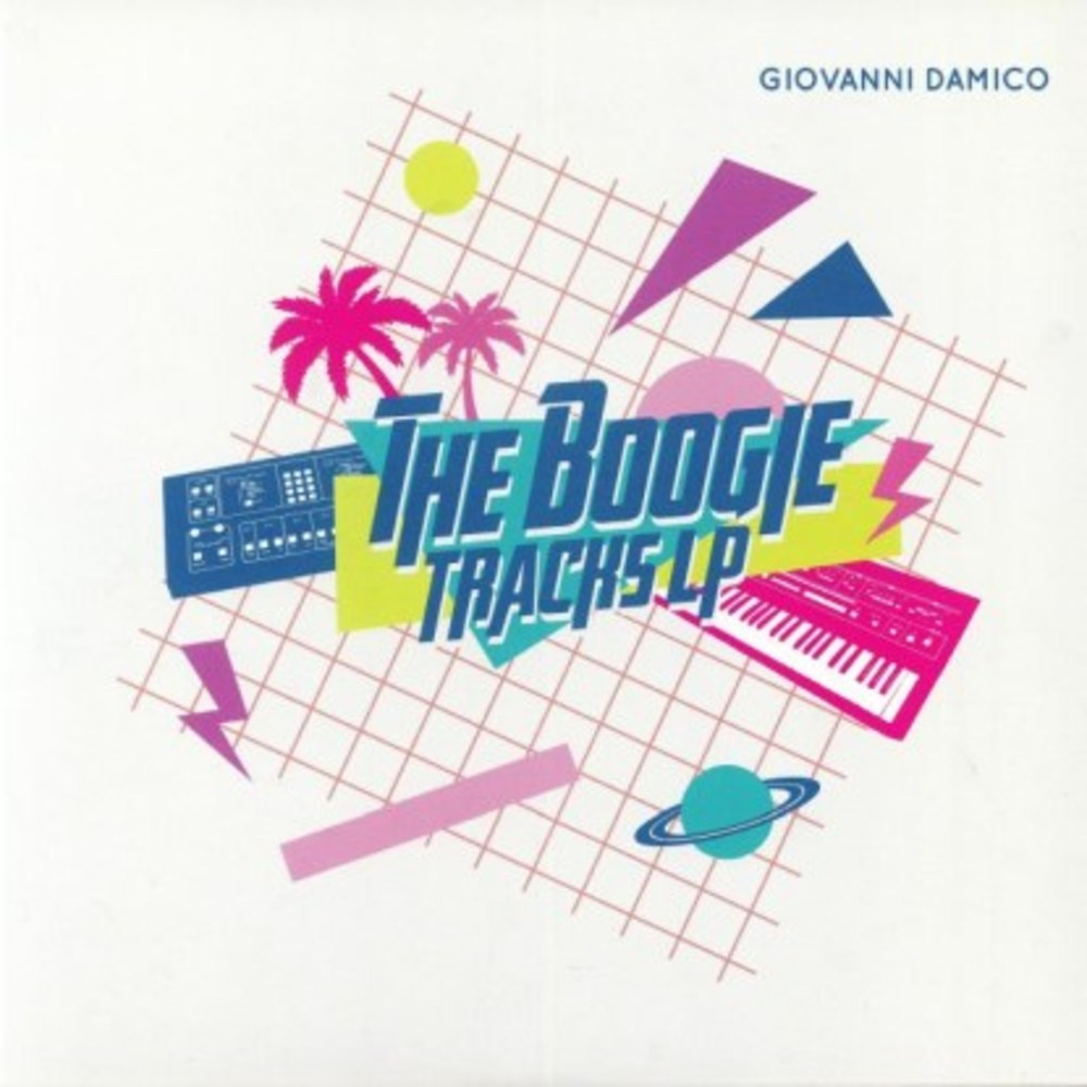 Giovanni Damico - THE BOOGIE TRACKS LP