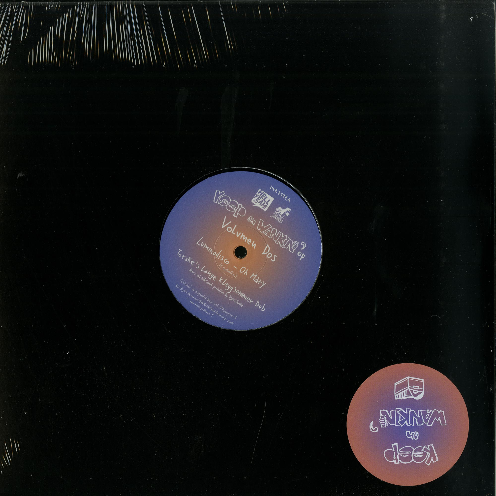 Luminodisco / Somerville & Wilson / Bjorn Torske / Fango - KEEP ON W... - VOLUMEN DOS