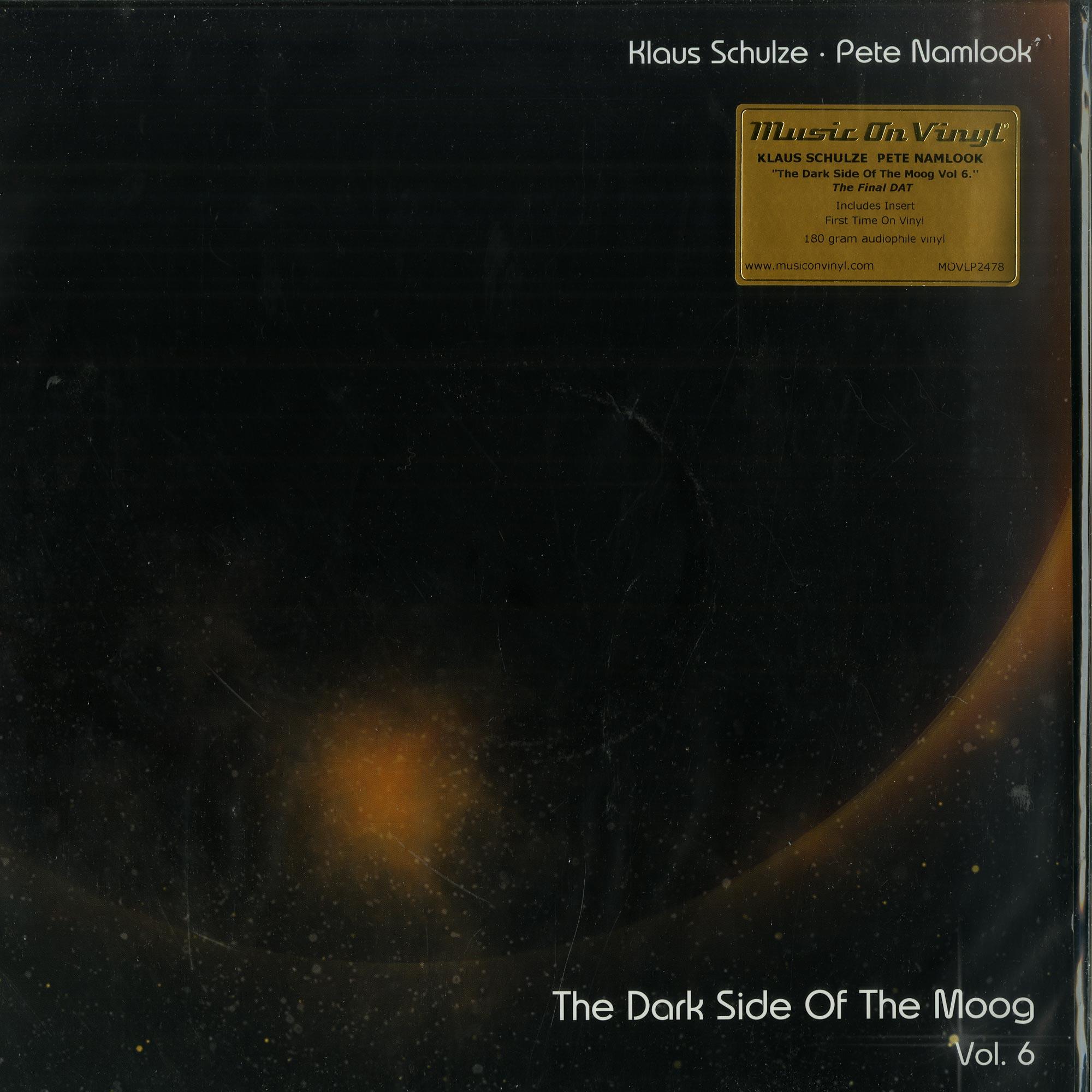 Klaus Schulze & Pete Namlook - DARK SIDE OF THE MOOG VOL. 6 - THE FINAL DAT