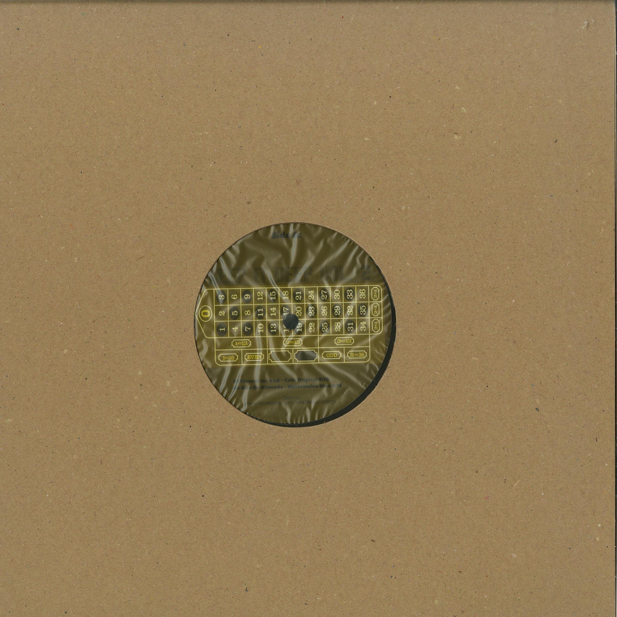 Vincent Inc / Vincent Floyd / Rico De Almenda / Venus Attack Project - KEEP IT DEEP VOL 2