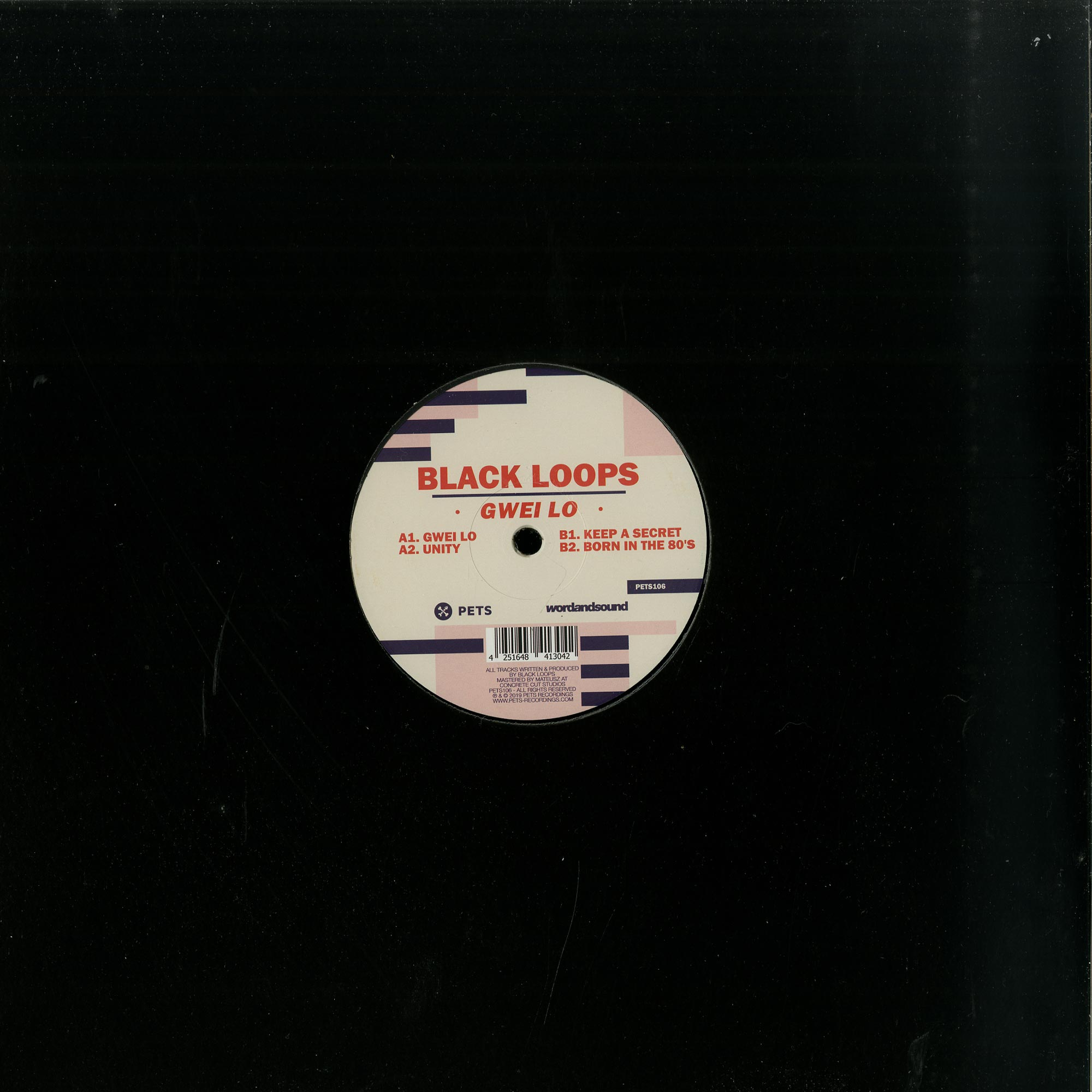 Black Loops - GWEI LO