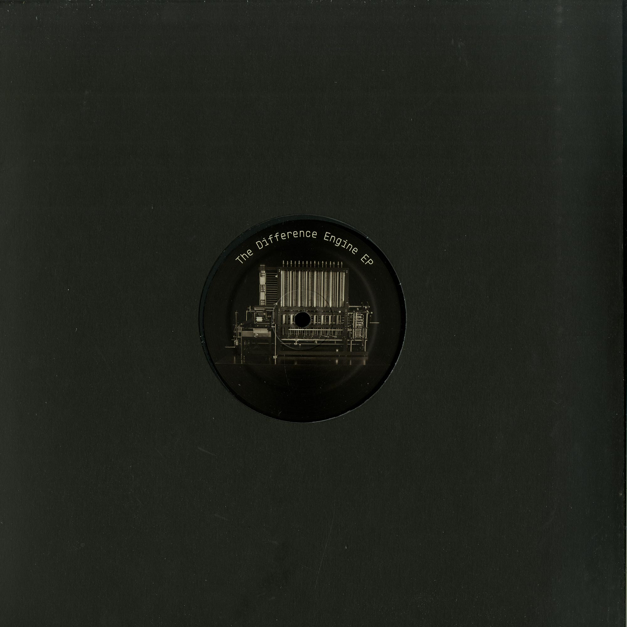 Information Ghetto / PQ17 - THE DIFFERENCE ENGINE EP