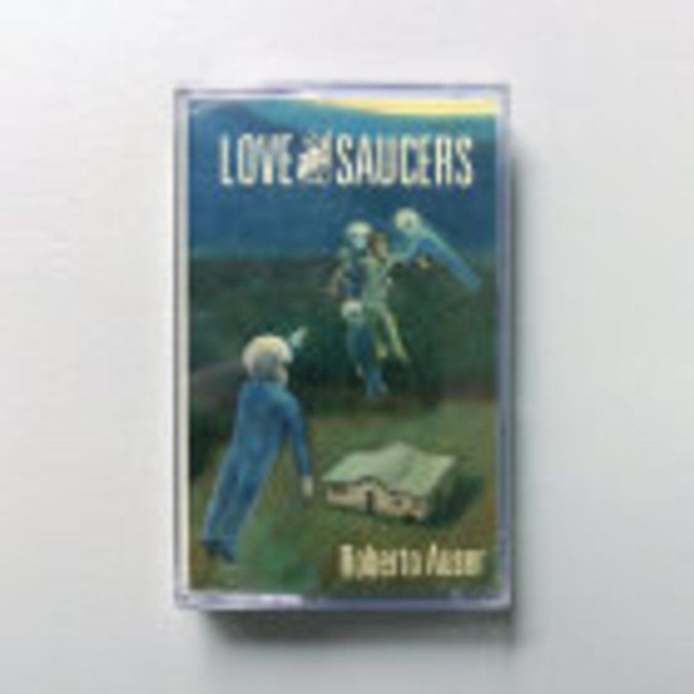 Roberto Auser - LOVE AND SAUCERS