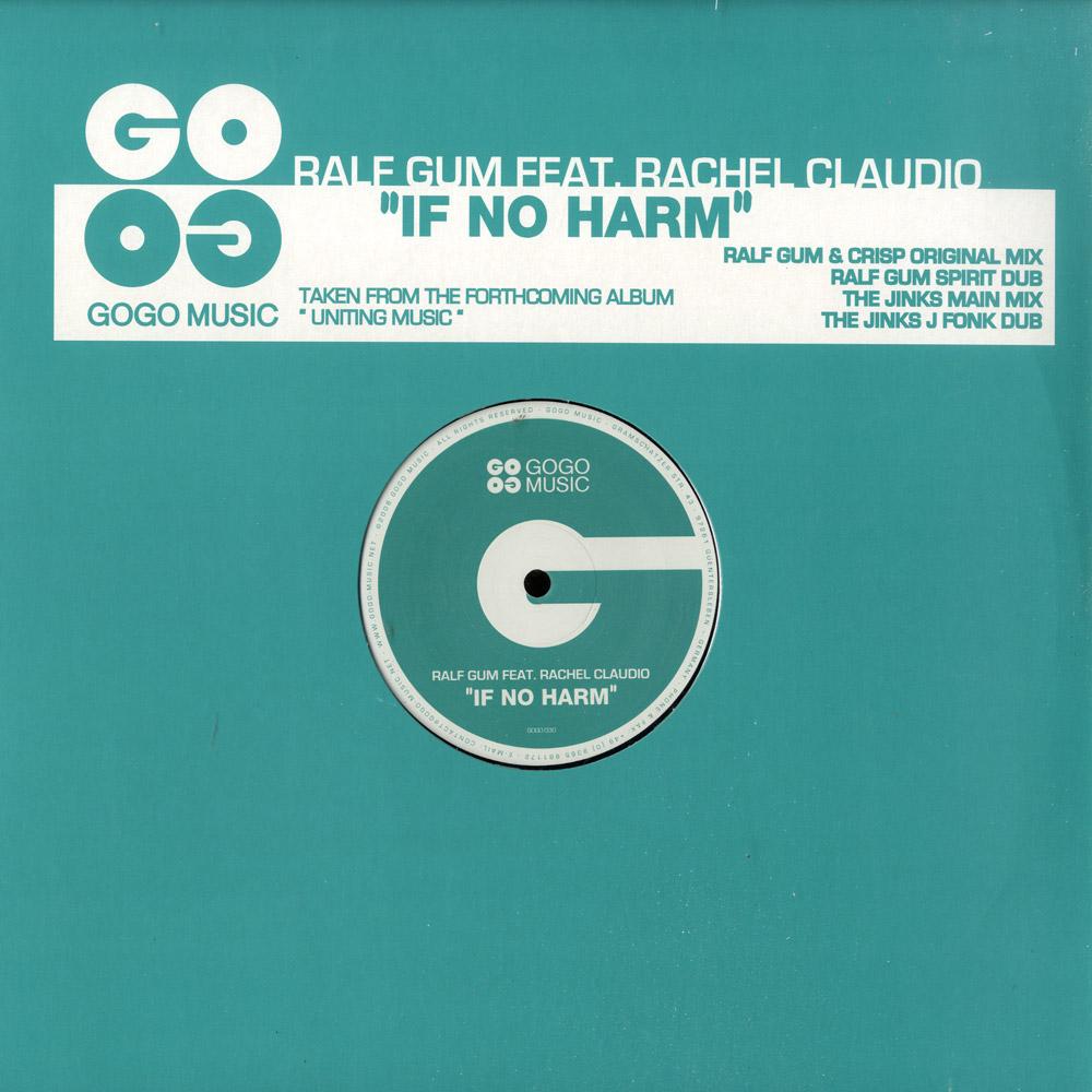Ralf Gum feat. Rachel Claudio - IF NO HARM