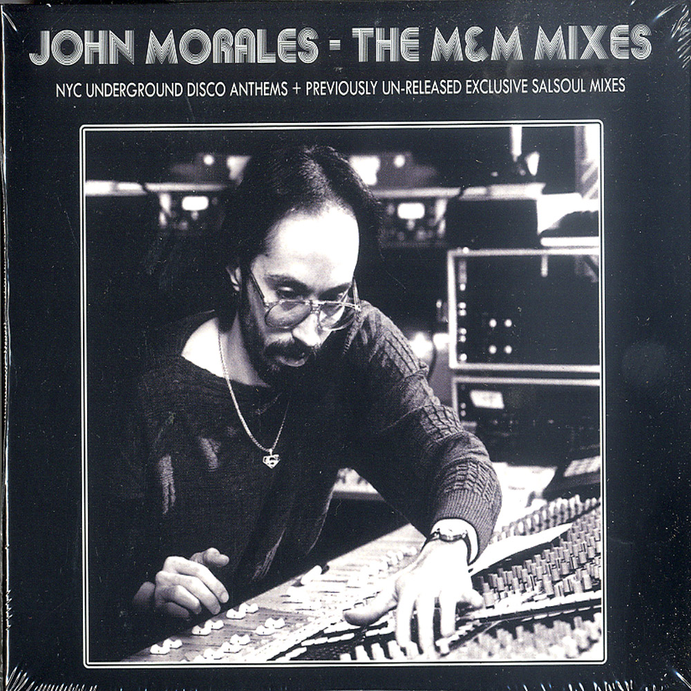 John Morales - THE M & M MIXES