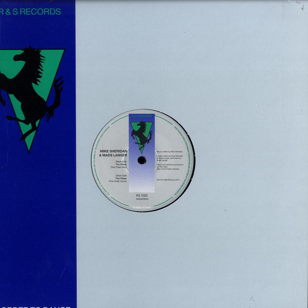 Mike Sheridan & Mads Langer - TOO CLOSE
