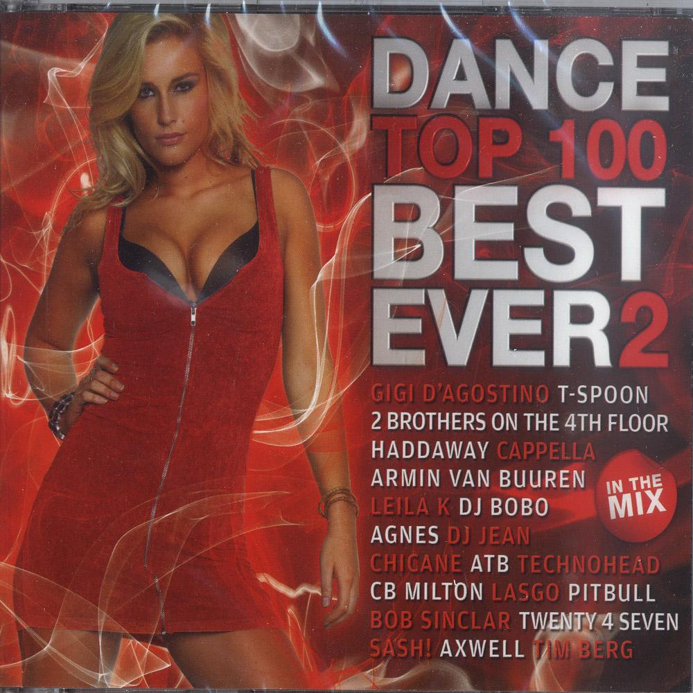 Various Artists - DANCE TOP 100 BEST EVER 2