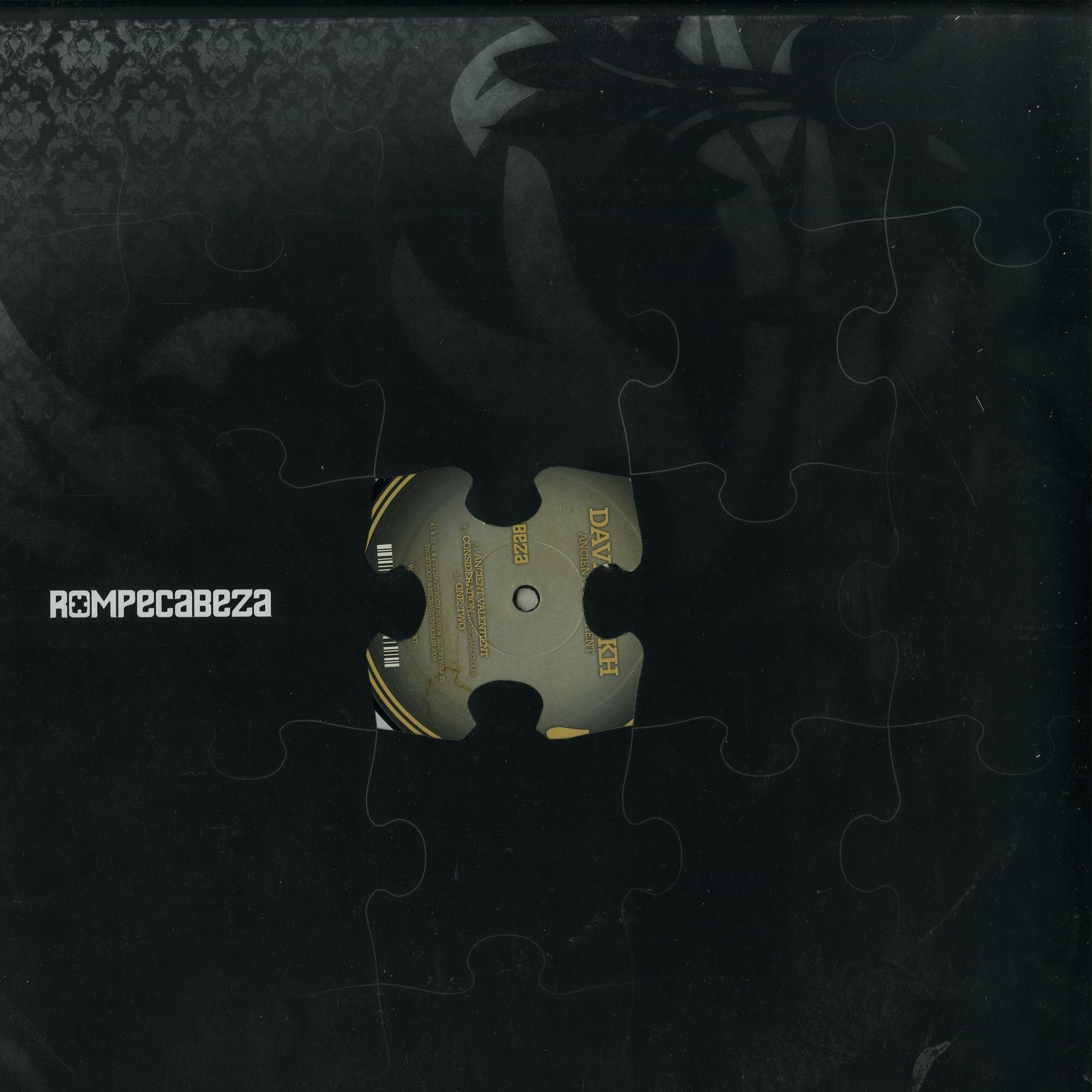Various Artists - ROMPECABEZAPACK 1
