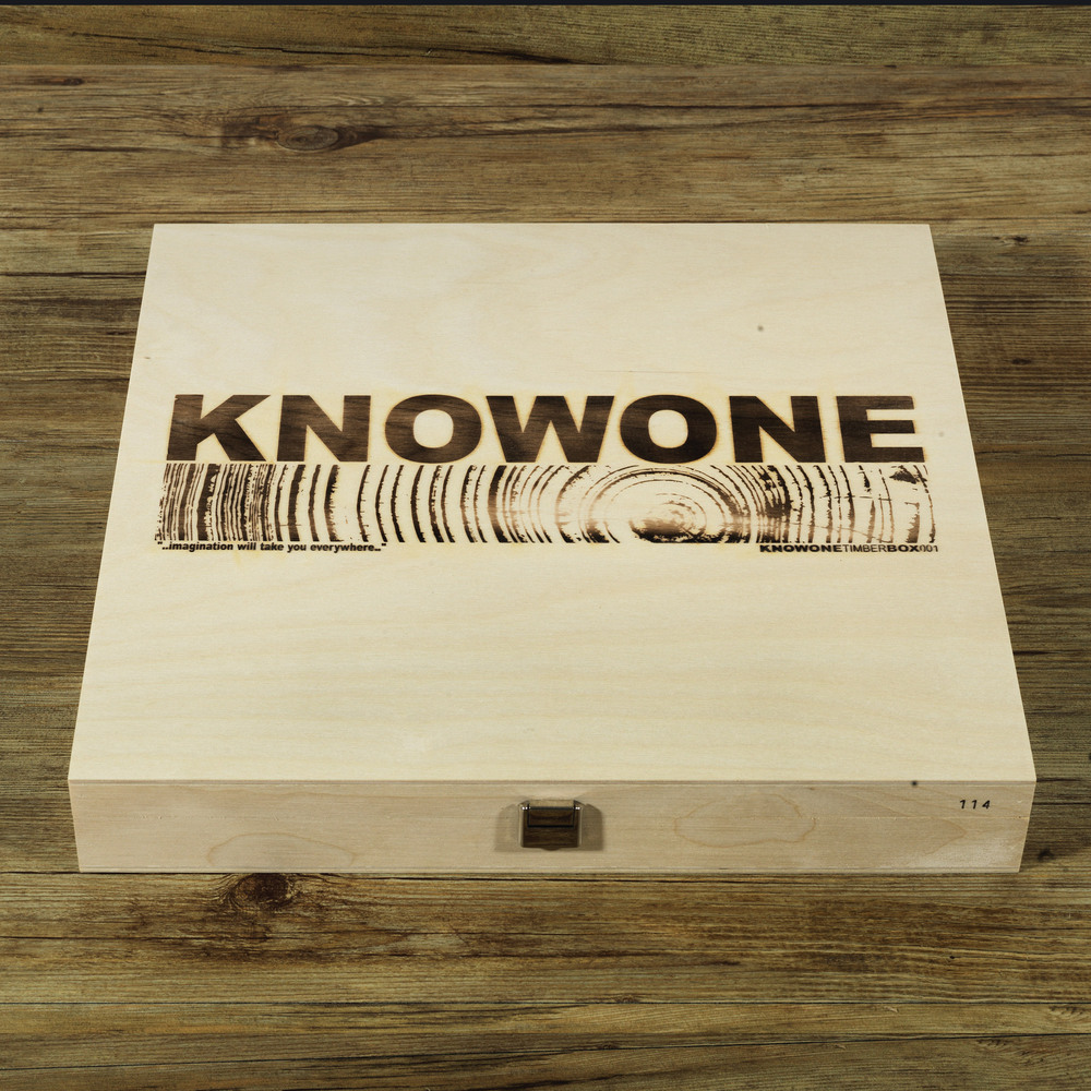 Unknown - KNOWONE TIMBER BOX 001